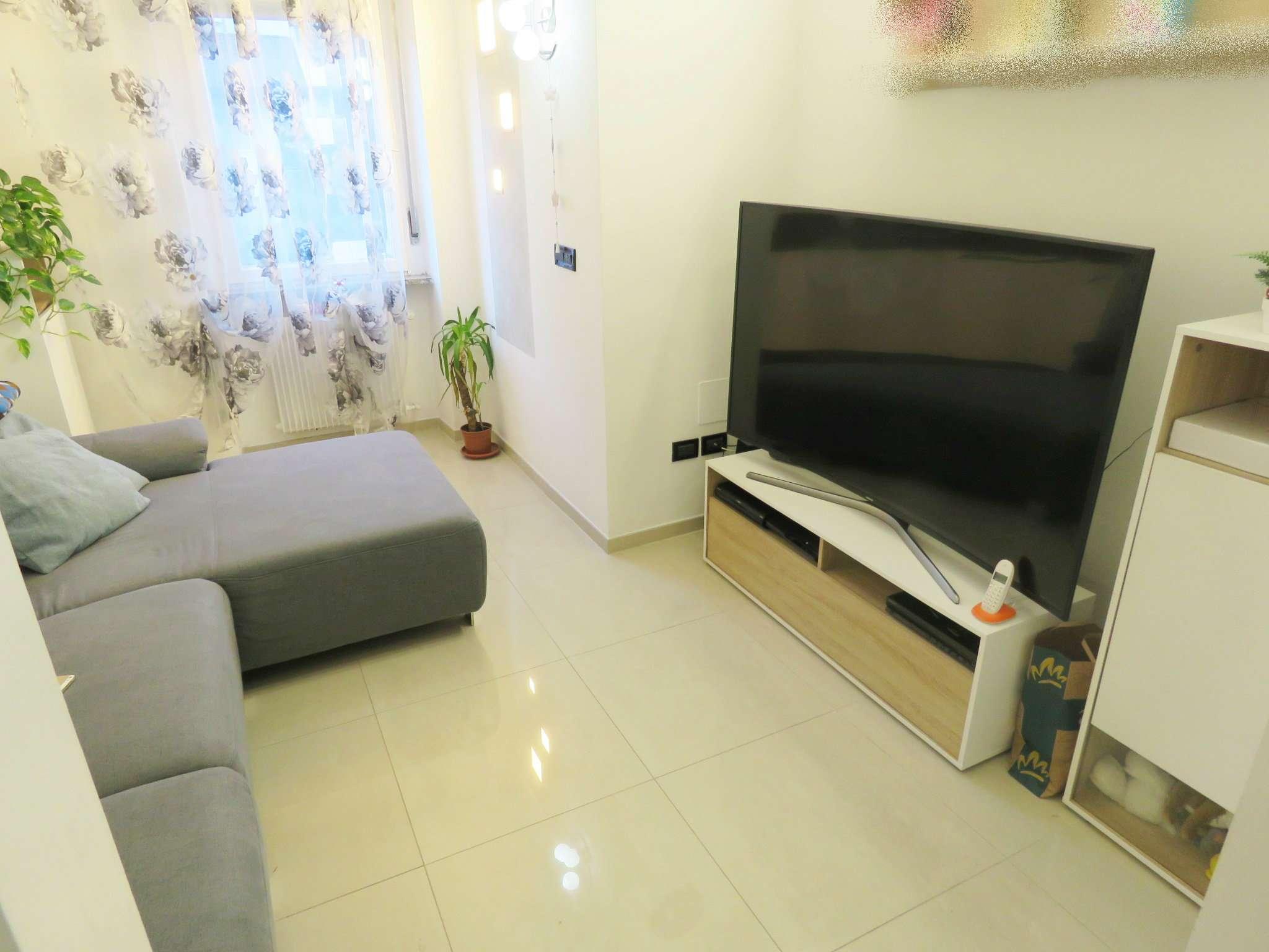 Appartamento ristrutturato parzialmente arredato in vendita Rif. 9307568