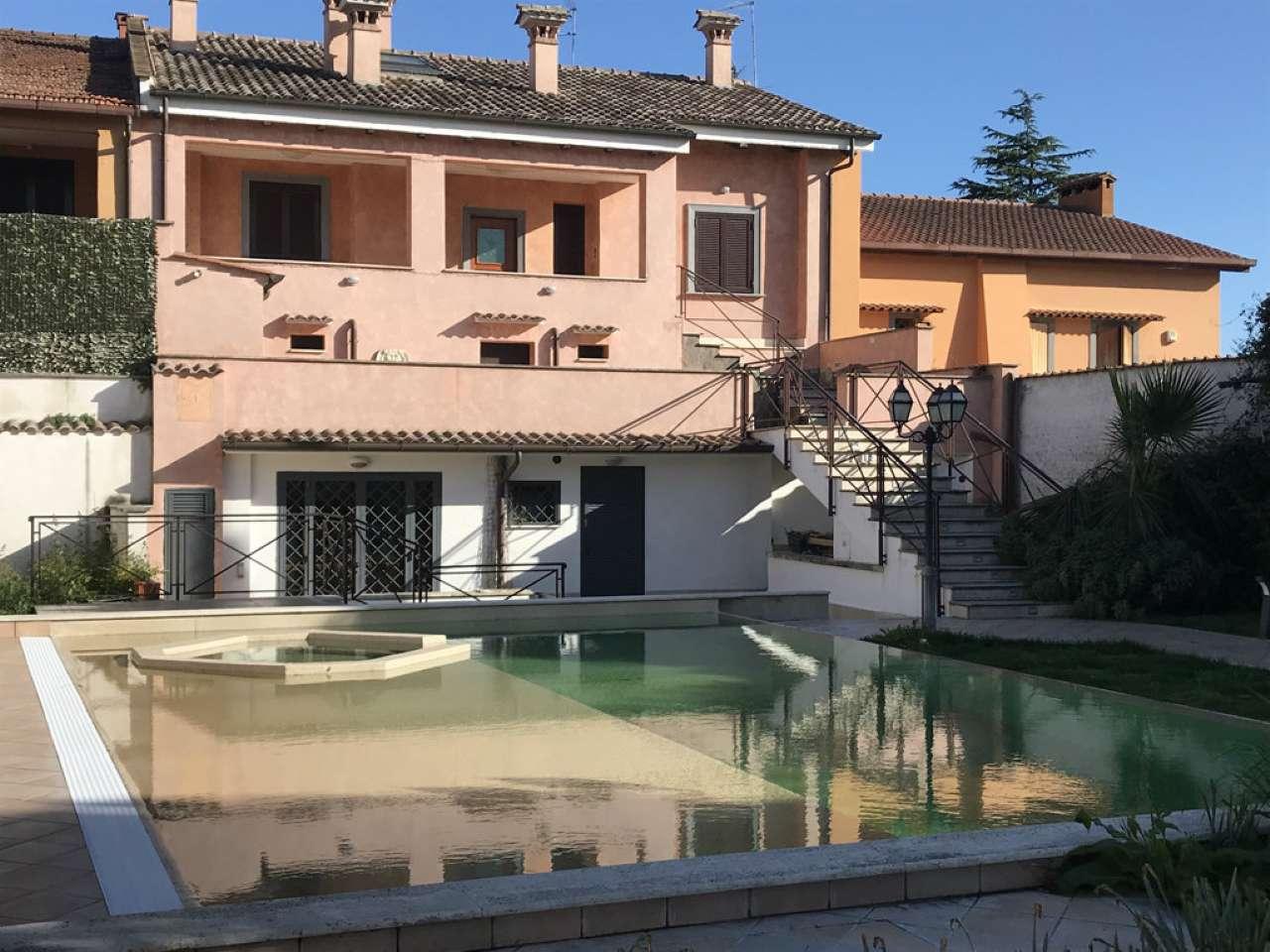 Villa in vendita a Roma, 6 locali, zona Zona: 40 . Piana del Sole, Casal Lumbroso, Malagrotta, Ponte Galeria, prezzo € 980.000 | CambioCasa.it