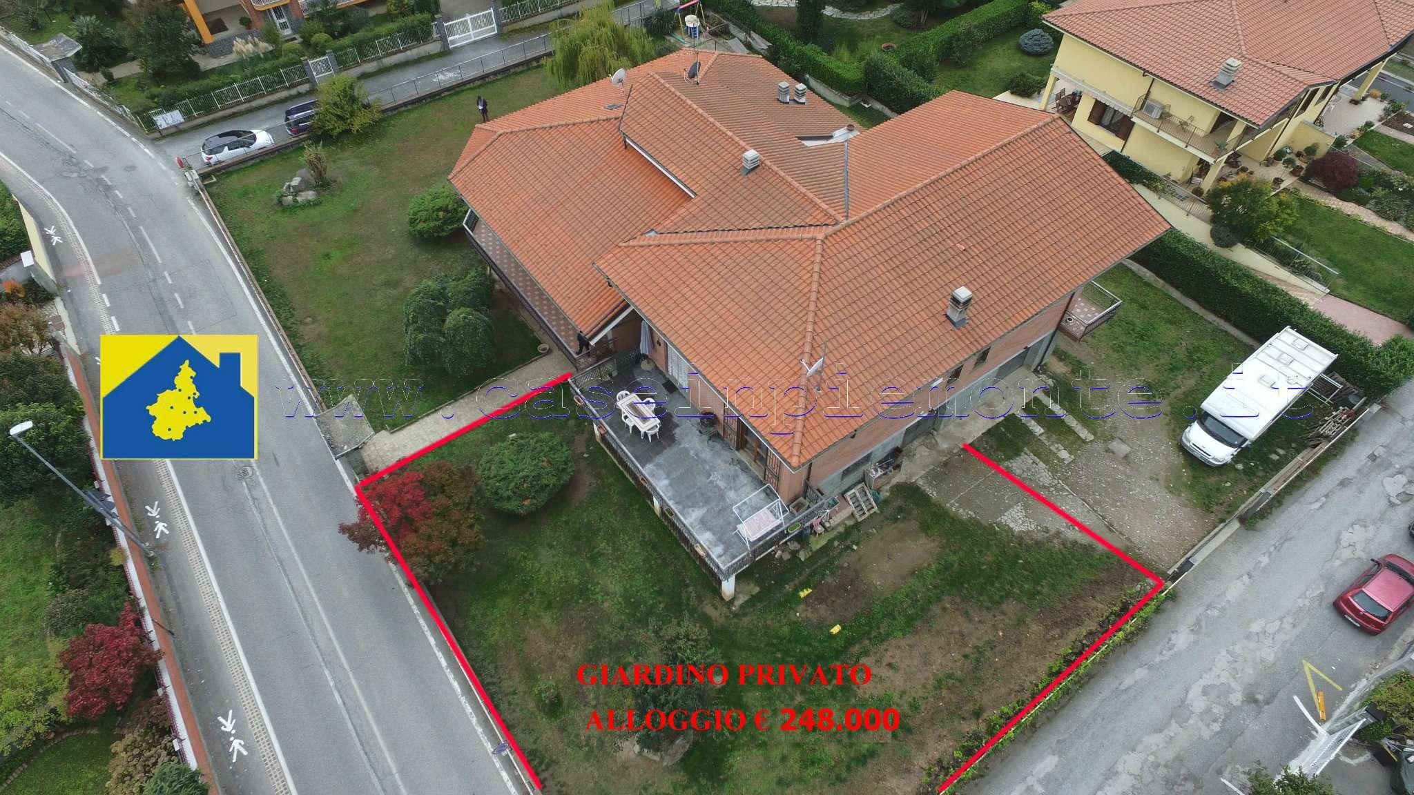 Appartamento in vendita a Rosta, 6 locali, prezzo € 245.000 | CambioCasa.it