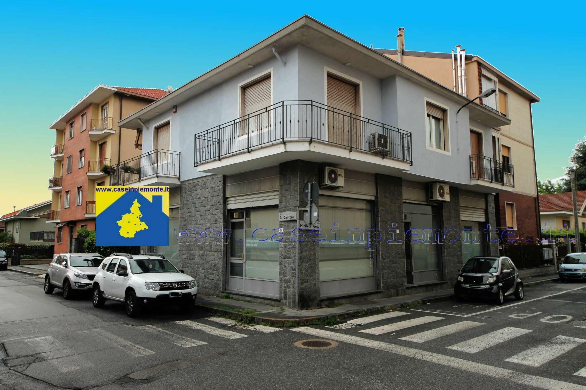 Ufficio / Studio in vendita a Grugliasco, 5 locali, prezzo € 240.000 | PortaleAgenzieImmobiliari.it