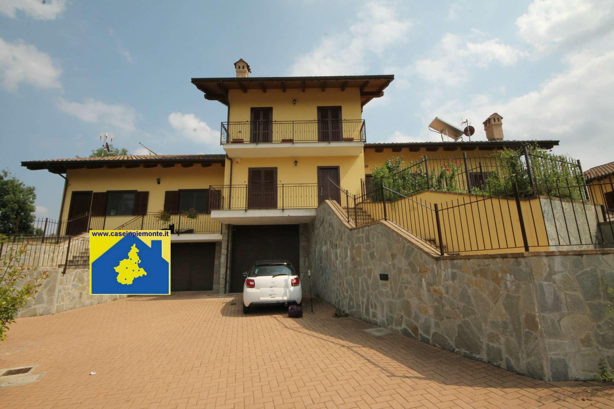 Villa in vendita a Avigliana, 6 locali, prezzo € 249.000 | CambioCasa.it