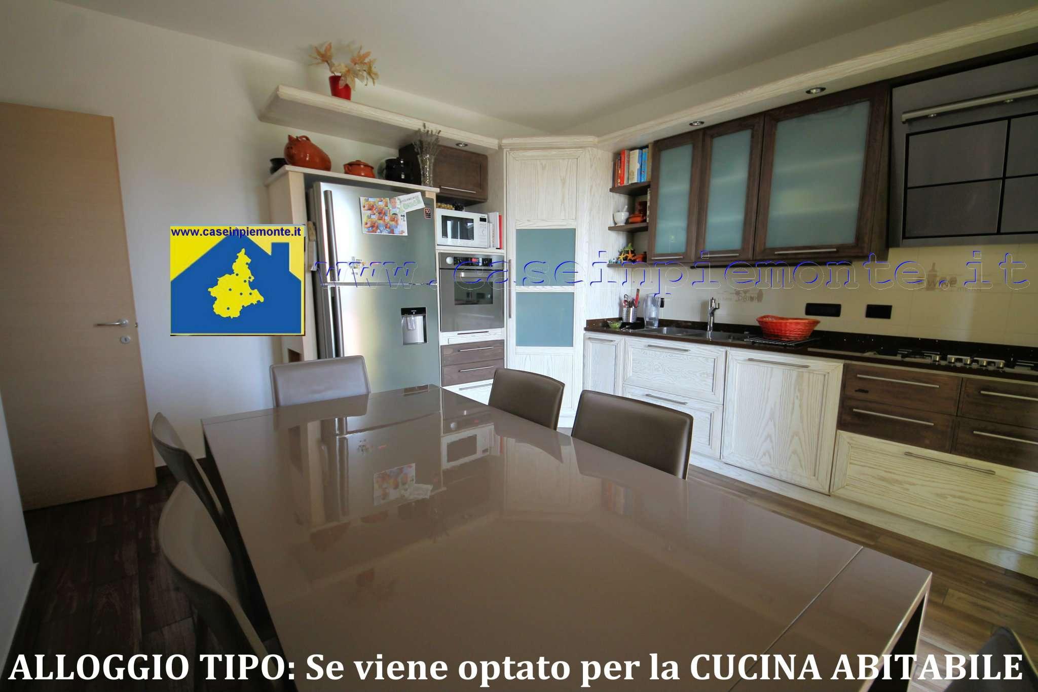 Appartamento in vendita a Givoletto, 7 locali, prezzo € 280.000 | CambioCasa.it