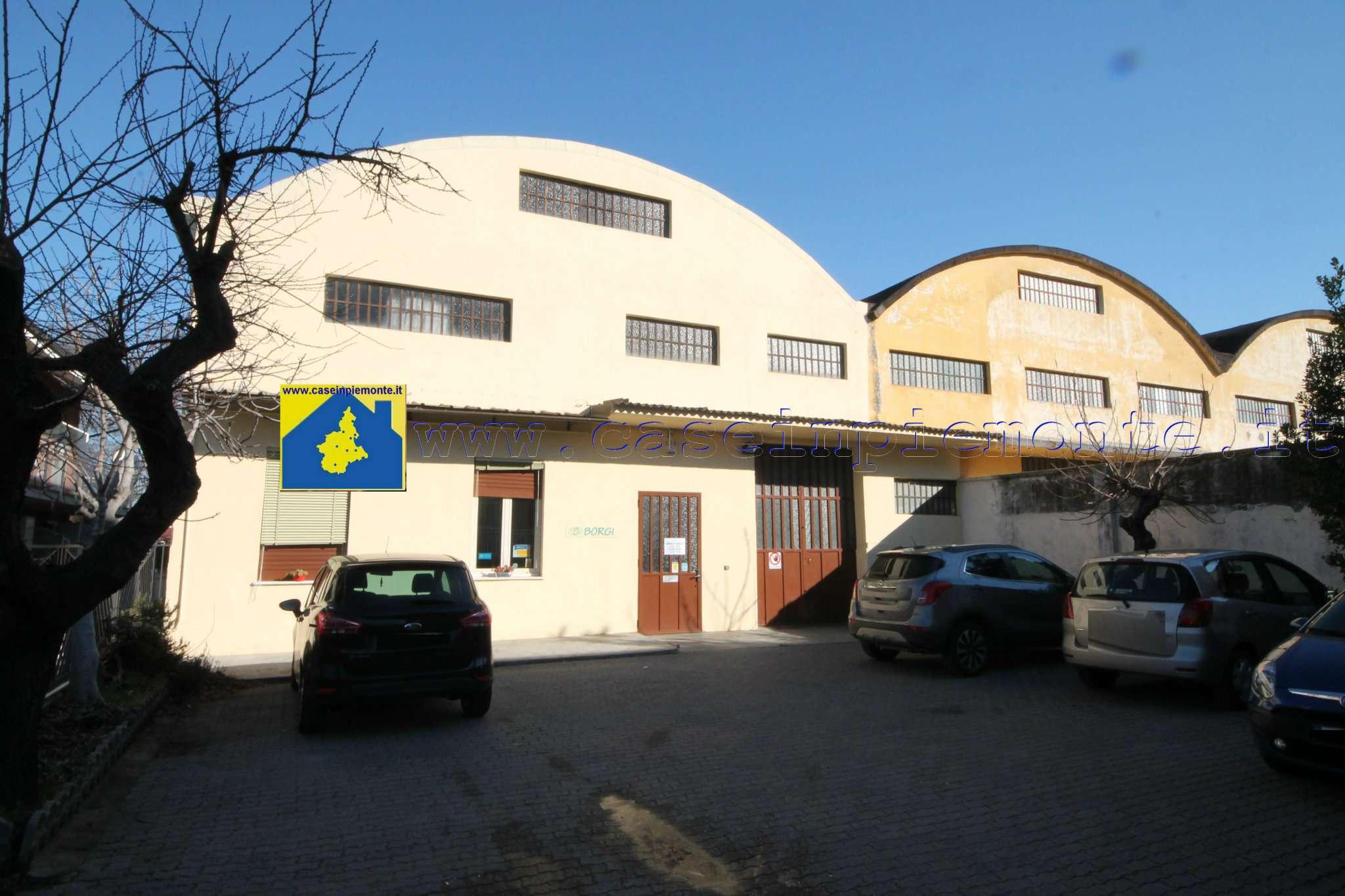 Capannone in vendita a Rivoli, 3 locali, prezzo € 195.000   PortaleAgenzieImmobiliari.it