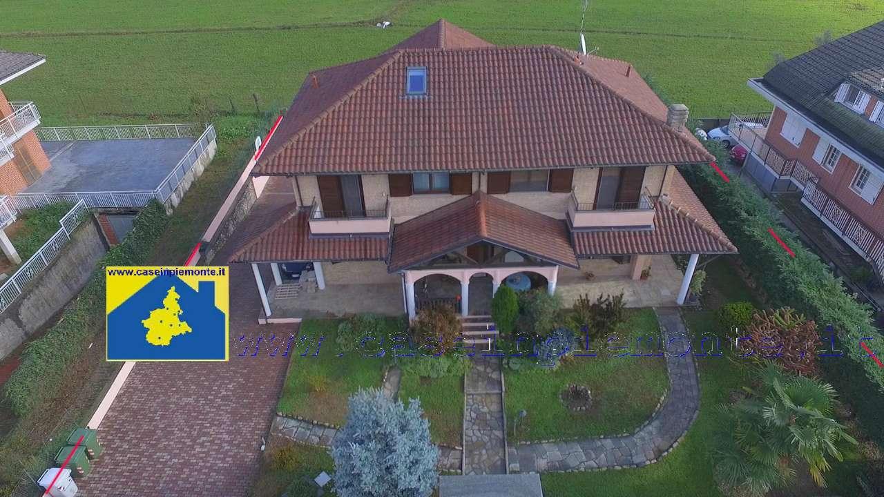 Villa Bifamiliare in vendita a Bruino, 12 locali, prezzo € 550.000 | PortaleAgenzieImmobiliari.it