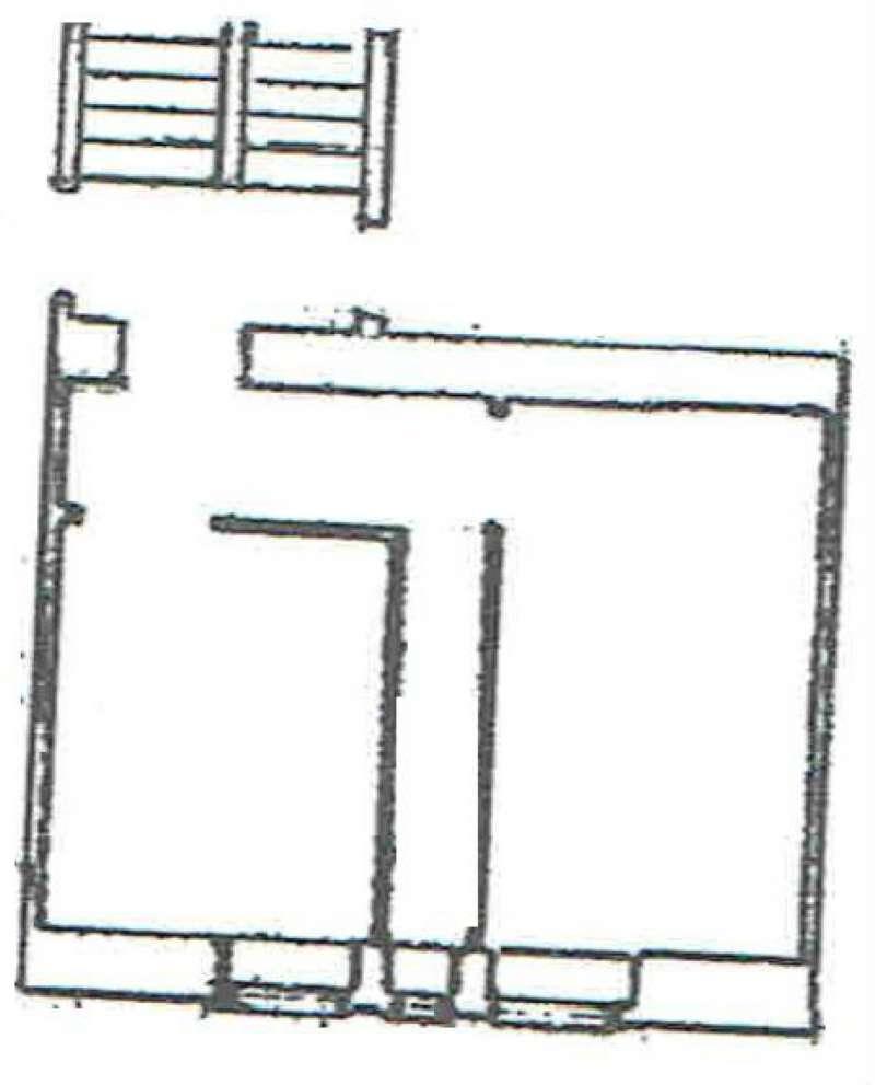Porzione di casa da ristrutturare in vendita Rif. 5091670