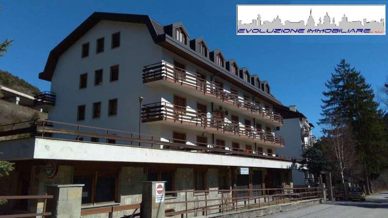 Appartamento in vendita a Oulx, 1 locali, prezzo € 55.000   CambioCasa.it