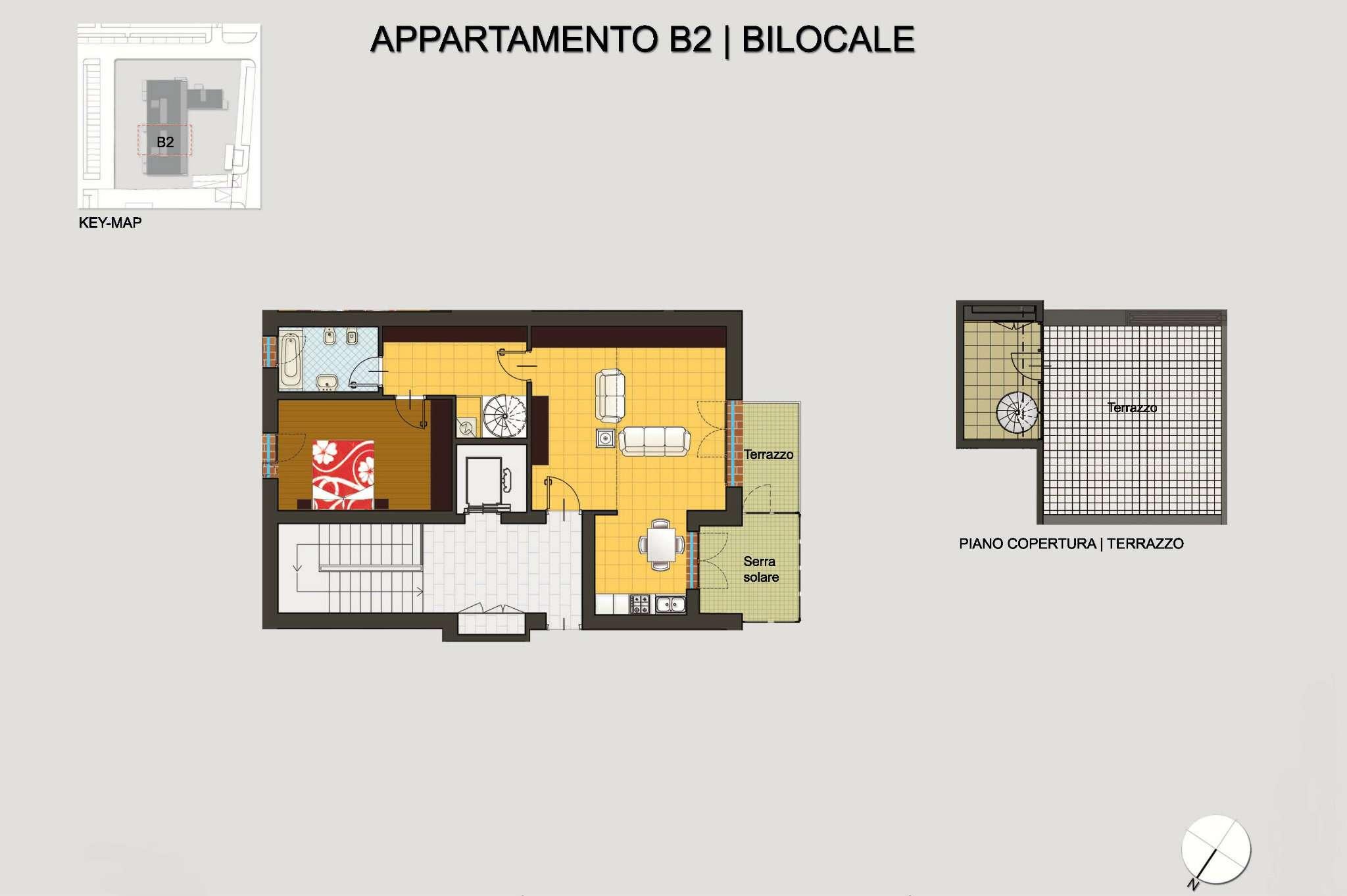 Appartamento in vendita a Pregnana Milanese, 2 locali, prezzo € 245.000 | CambioCasa.it