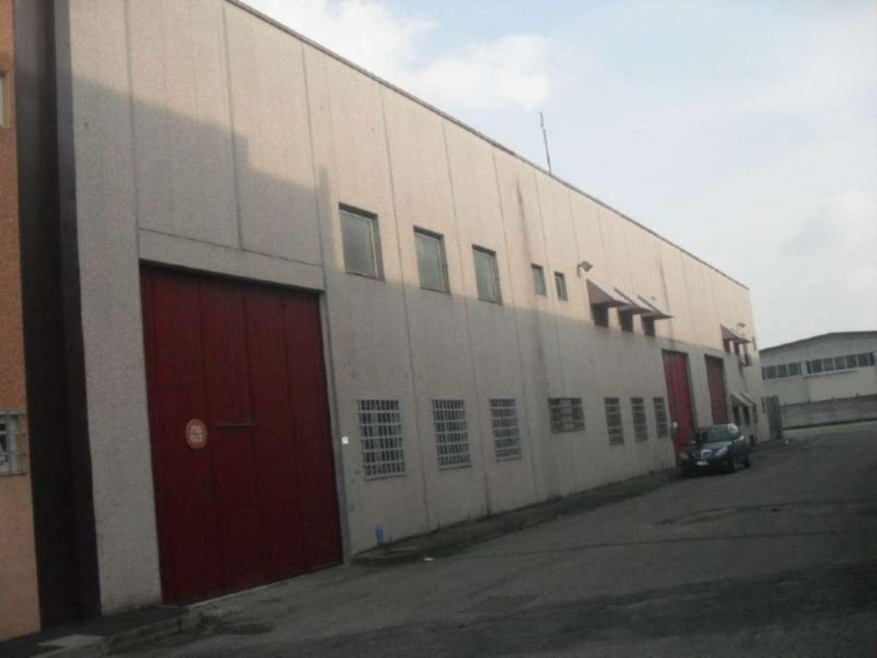 Capannone in affitto a Melegnano, 9999 locali, prezzo € 1.850 | CambioCasa.it