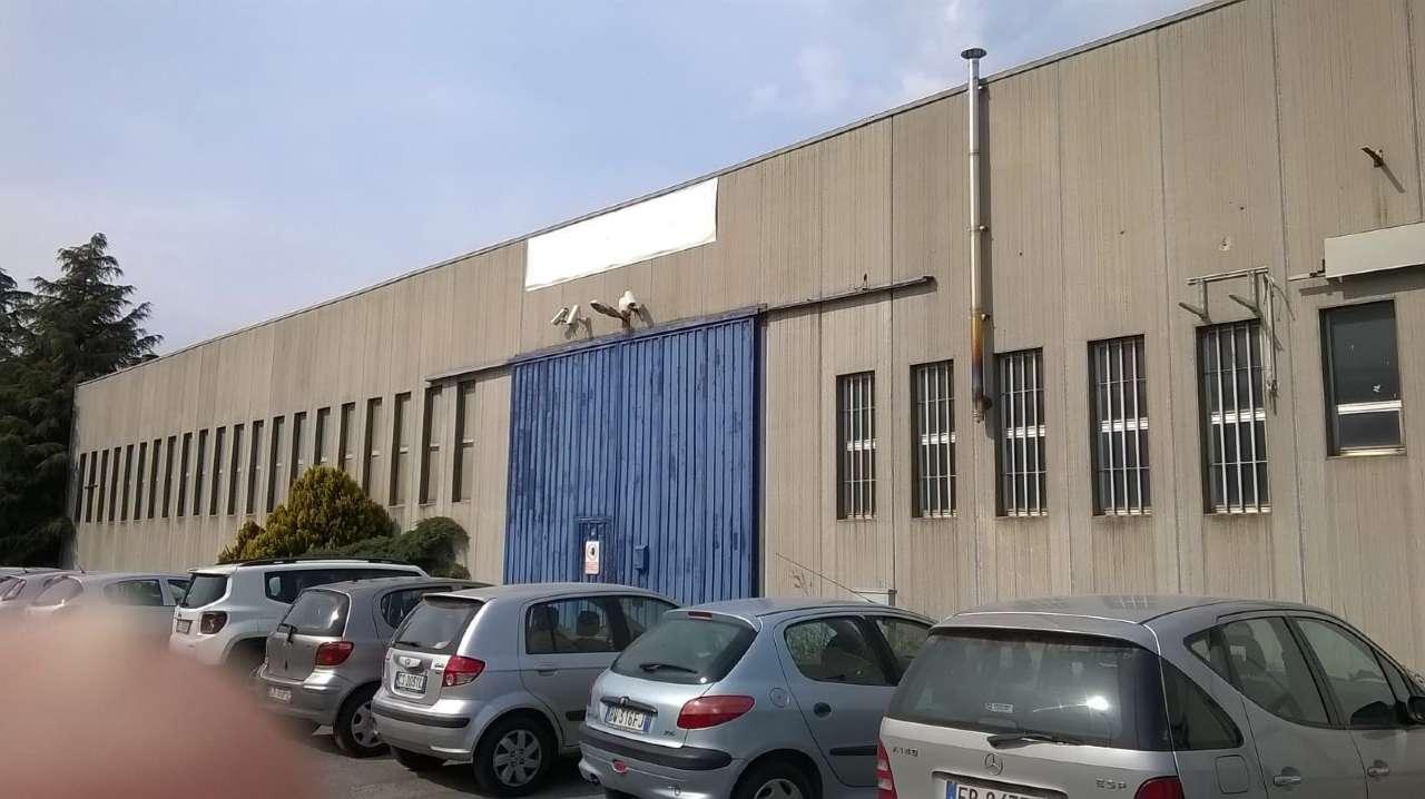Capannone in vendita a Pozzo d'Adda, 9999 locali, prezzo € 550.000 | CambioCasa.it