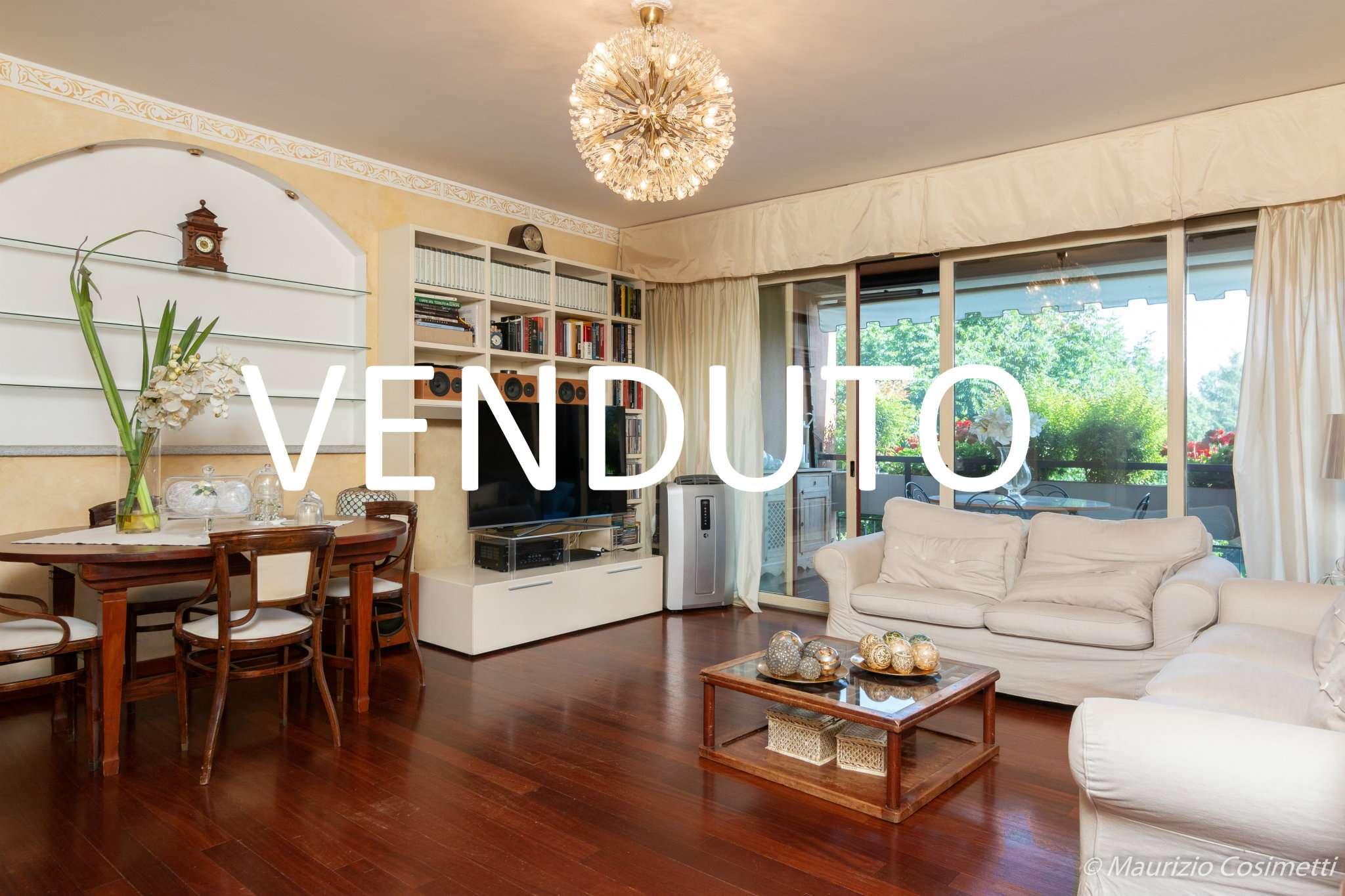 Appartamento in vendita a Basiglio, 3 locali, prezzo € 265.000 | CambioCasa.it