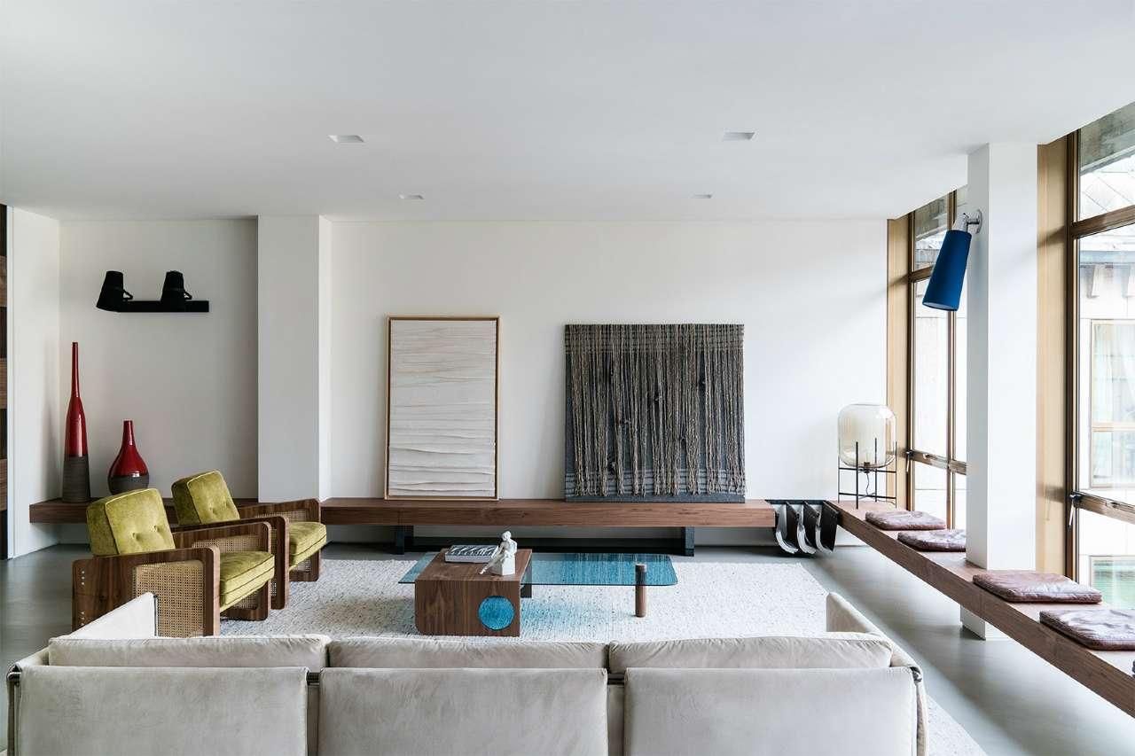 Appartamento ristrutturato arredato in vendita Rif. 8818068