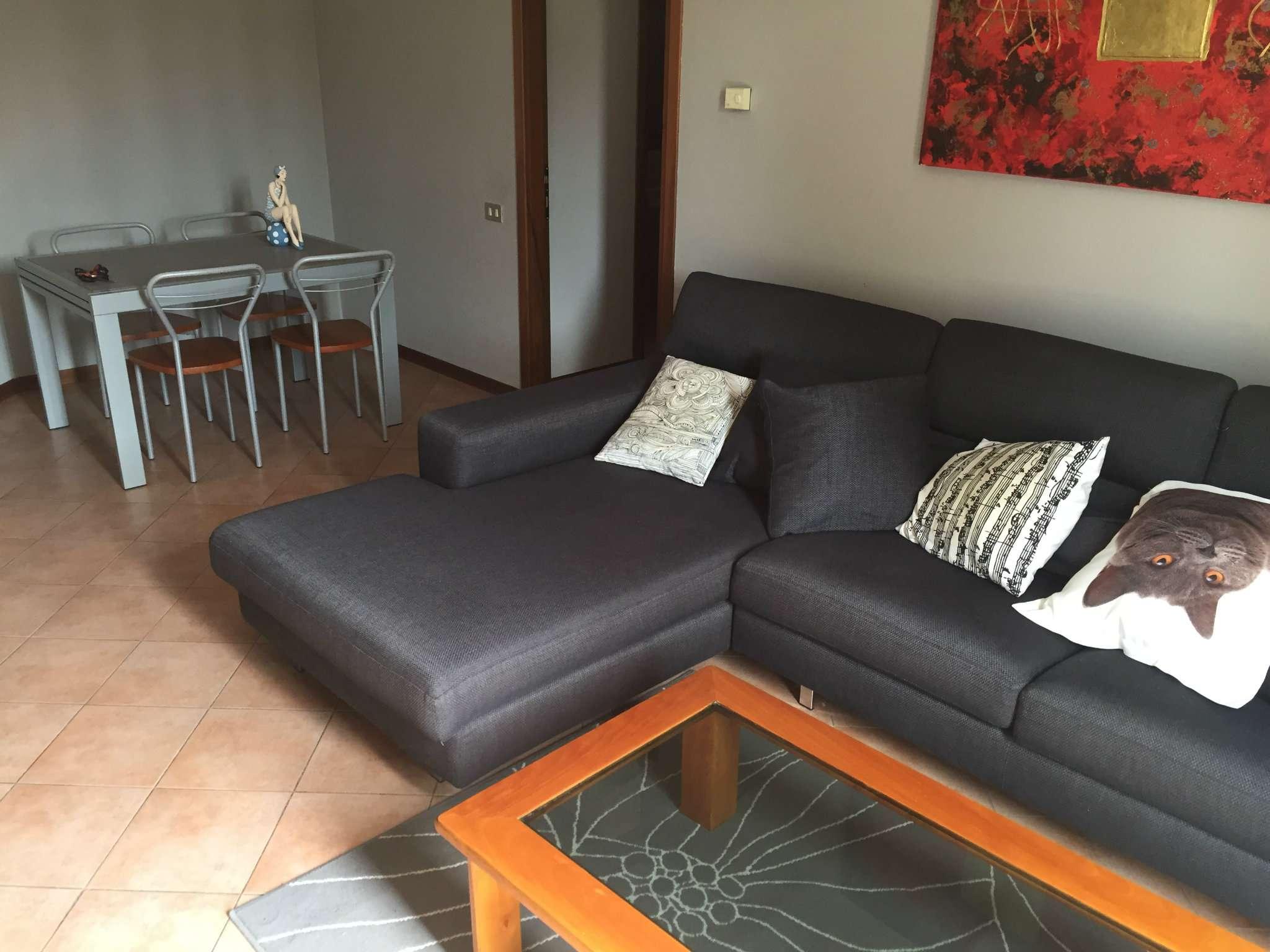 Appartamento in ottime condizioni parzialmente arredato in vendita Rif. 6936367
