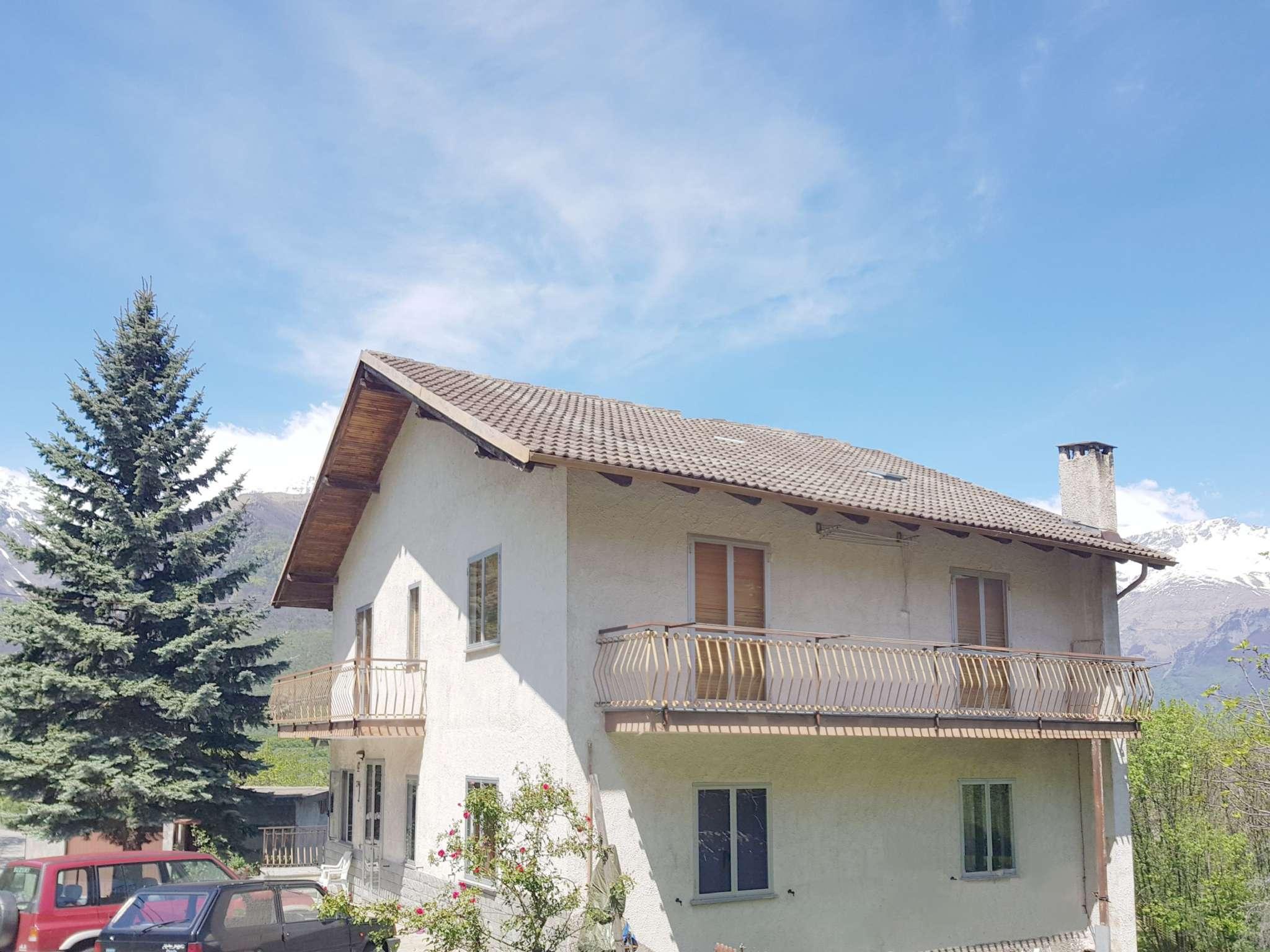 Villa in vendita a Susa, 8 locali, prezzo € 119.000 | PortaleAgenzieImmobiliari.it