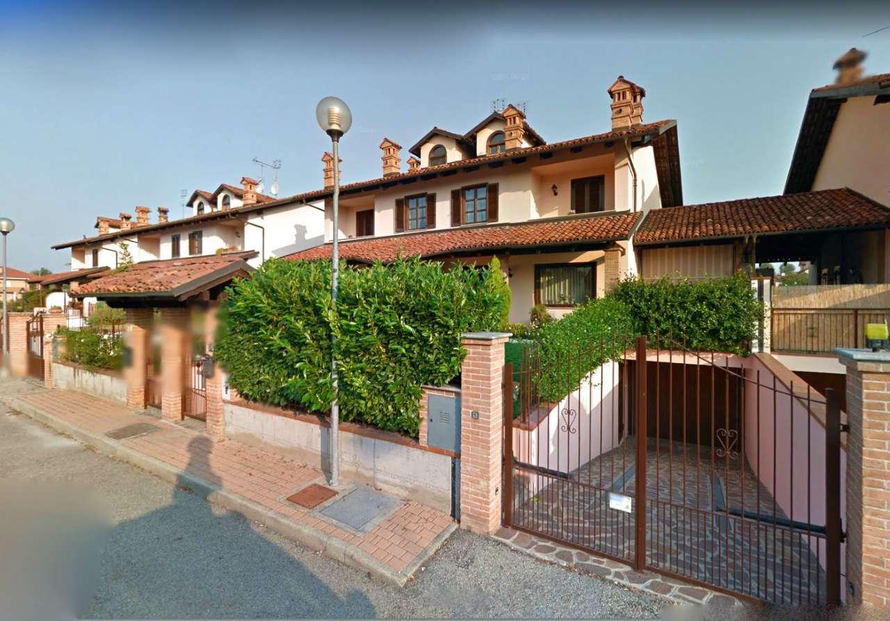 Foto 1 di Villetta a schiera Cherasco