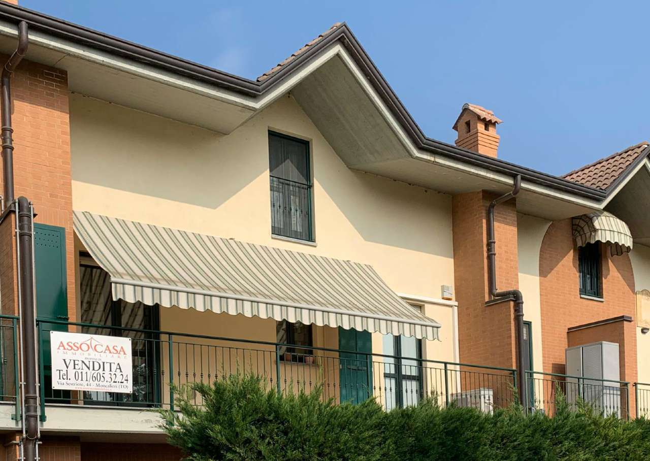 Appartamento in vendita via Giovanni Agnelli Candiolo