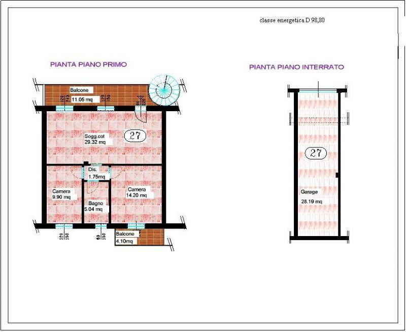 Appartamento in vendita a Capriano del Colle, 3 locali, prezzo € 125.000 | PortaleAgenzieImmobiliari.it