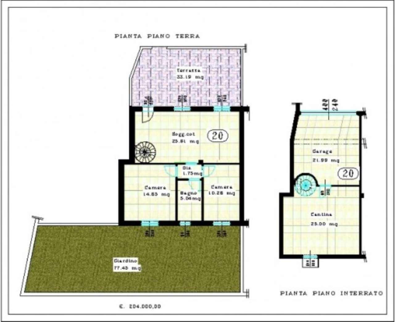 Appartamento in vendita a Capriano del Colle, 9999 locali, prezzo € 155.000 | PortaleAgenzieImmobiliari.it