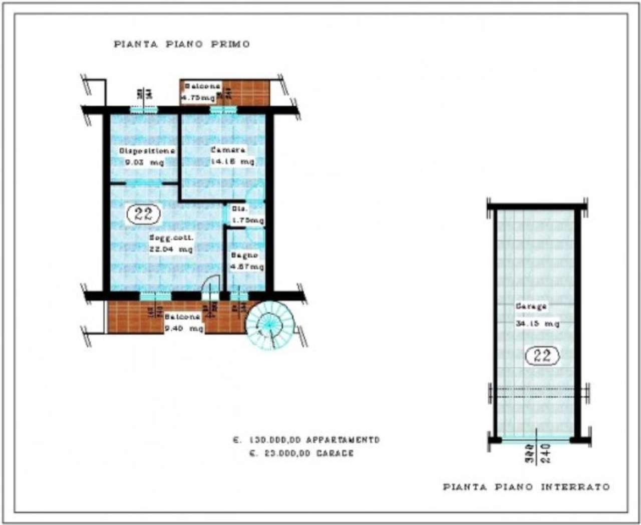 Appartamento in vendita a Capriano del Colle, 9999 locali, prezzo € 99.000 | PortaleAgenzieImmobiliari.it
