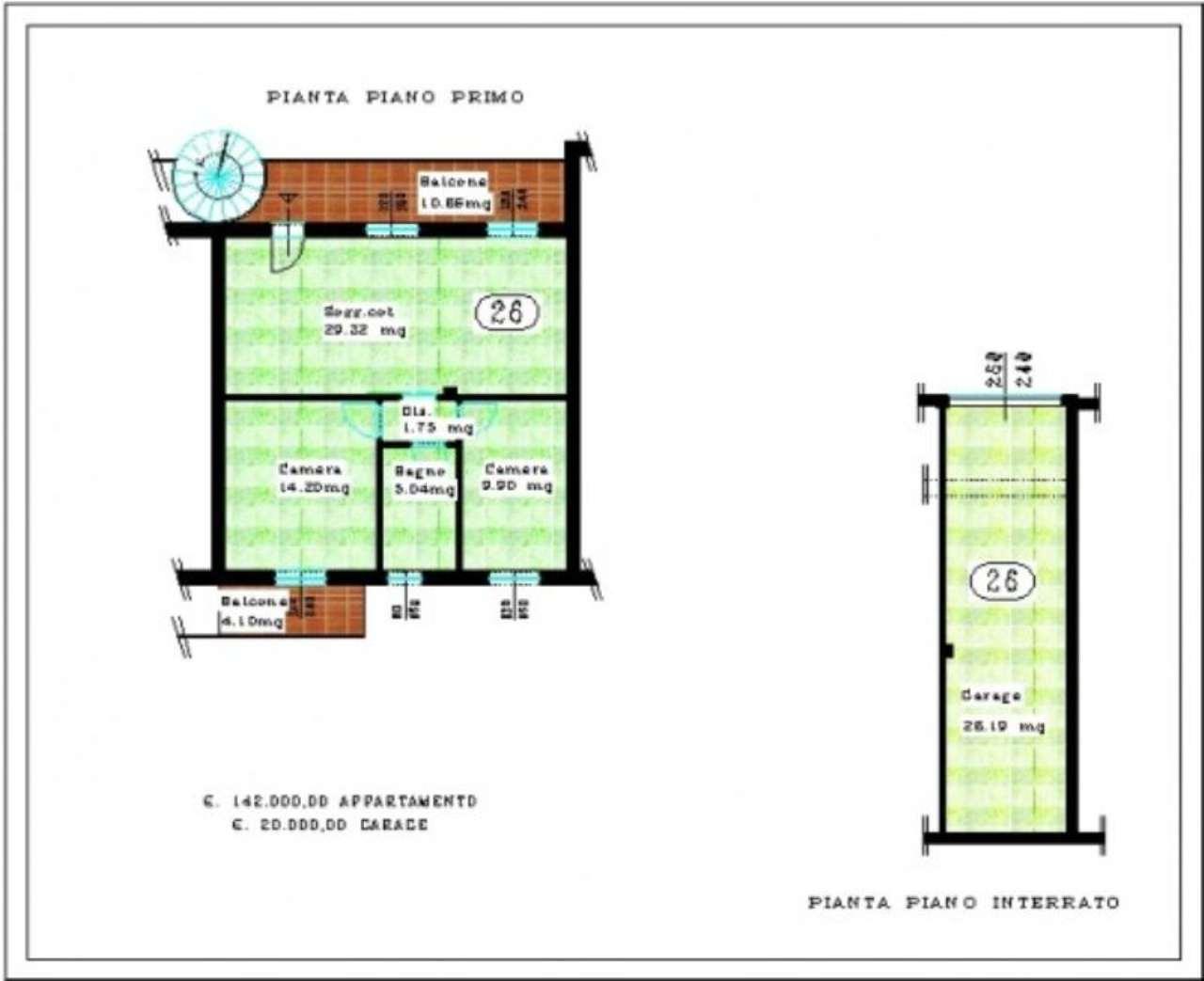Appartamento in vendita a Capriano del Colle, 9999 locali, prezzo € 125.000 | PortaleAgenzieImmobiliari.it
