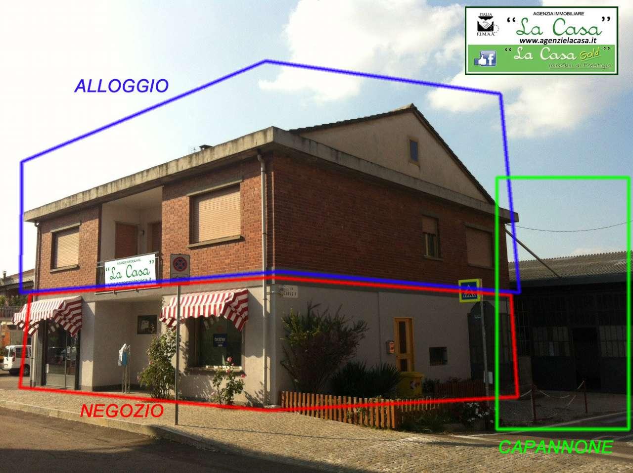 Immobile Commerciale in vendita a Villanova d'Asti, 9999 locali, prezzo € 450.000 | CambioCasa.it