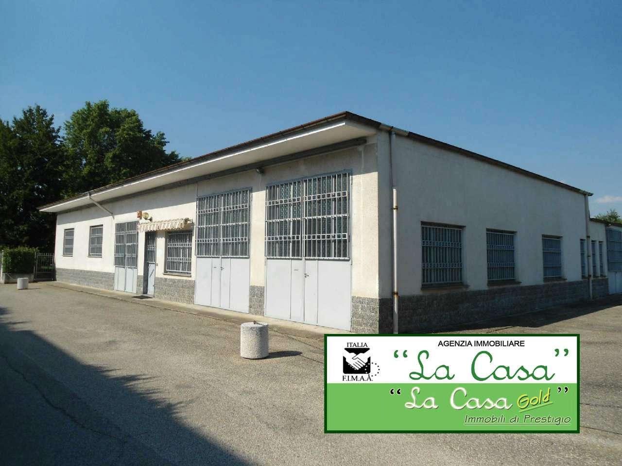 Capannone in vendita a Villafranca d'Asti, 5 locali, prezzo € 320.000   CambioCasa.it