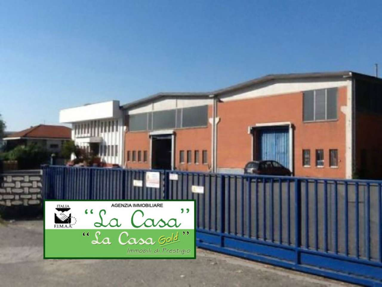 Capannone in vendita a Villanova d'Asti, 6 locali, prezzo € 950.000 | CambioCasa.it