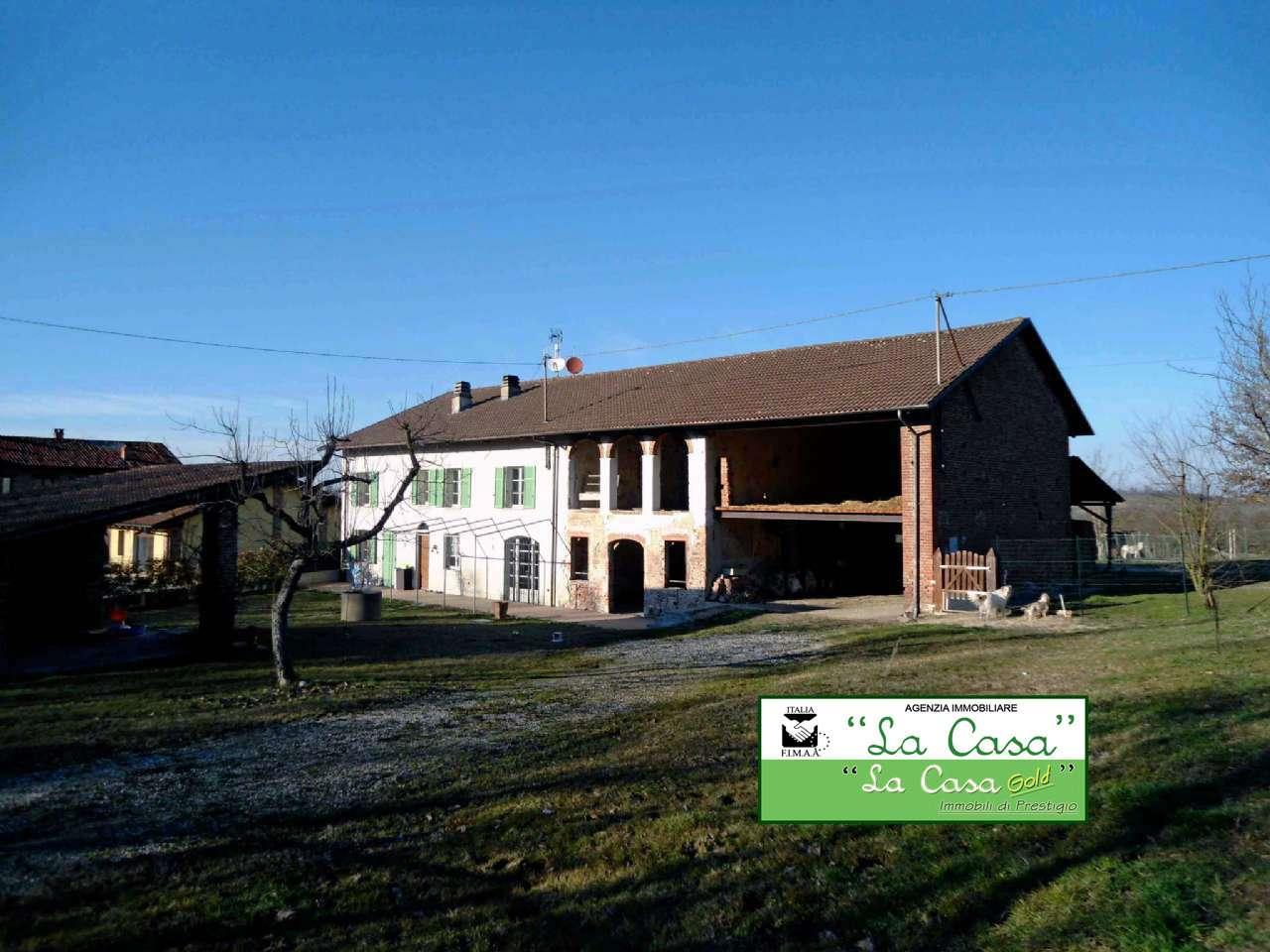 Rustico / Casale in Vendita a Dusino San Michele