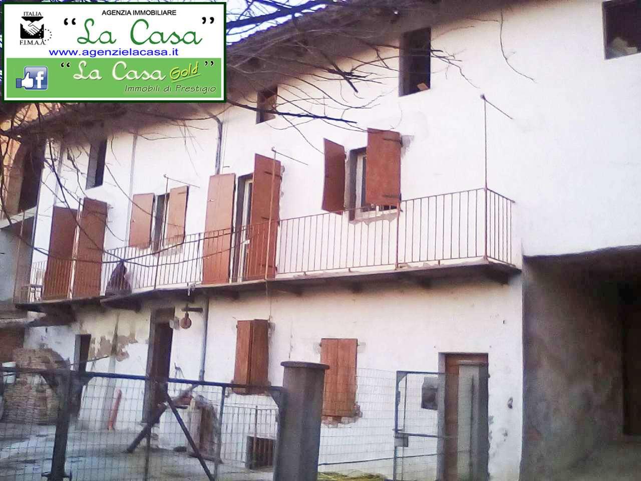 Soluzione Indipendente in vendita a Cunico, 15 locali, prezzo € 75.000 | CambioCasa.it