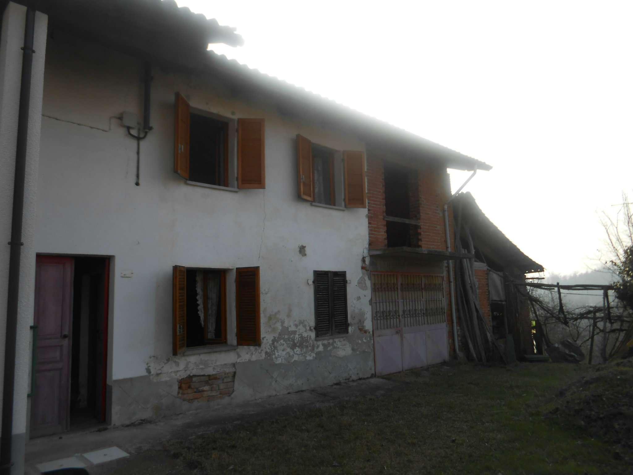 Soluzione Semindipendente in vendita a Capriglio, 6 locali, prezzo € 46.000 | PortaleAgenzieImmobiliari.it