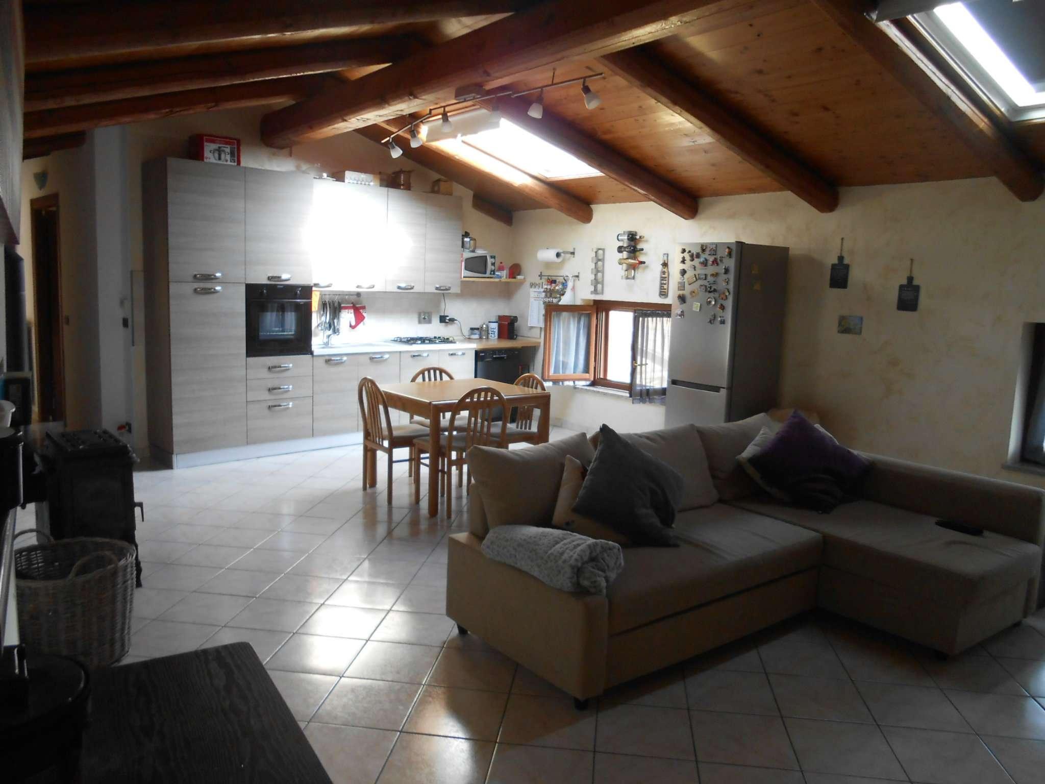 CASTELNUOVO D.B. - attico open space!