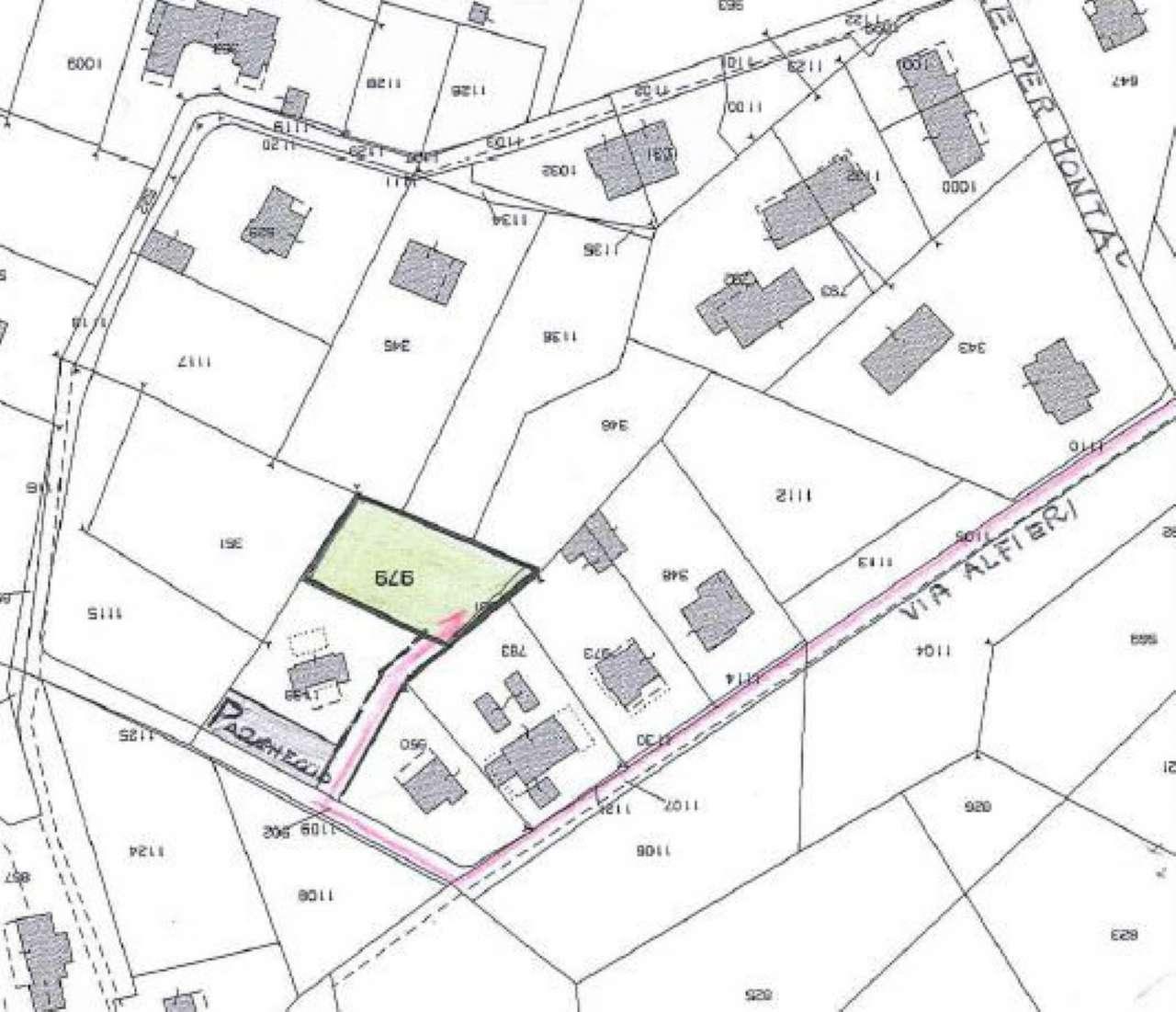 Terreno Edificabile Residenziale in vendita a Cellarengo, 9999 locali, prezzo € 22.000 | CambioCasa.it