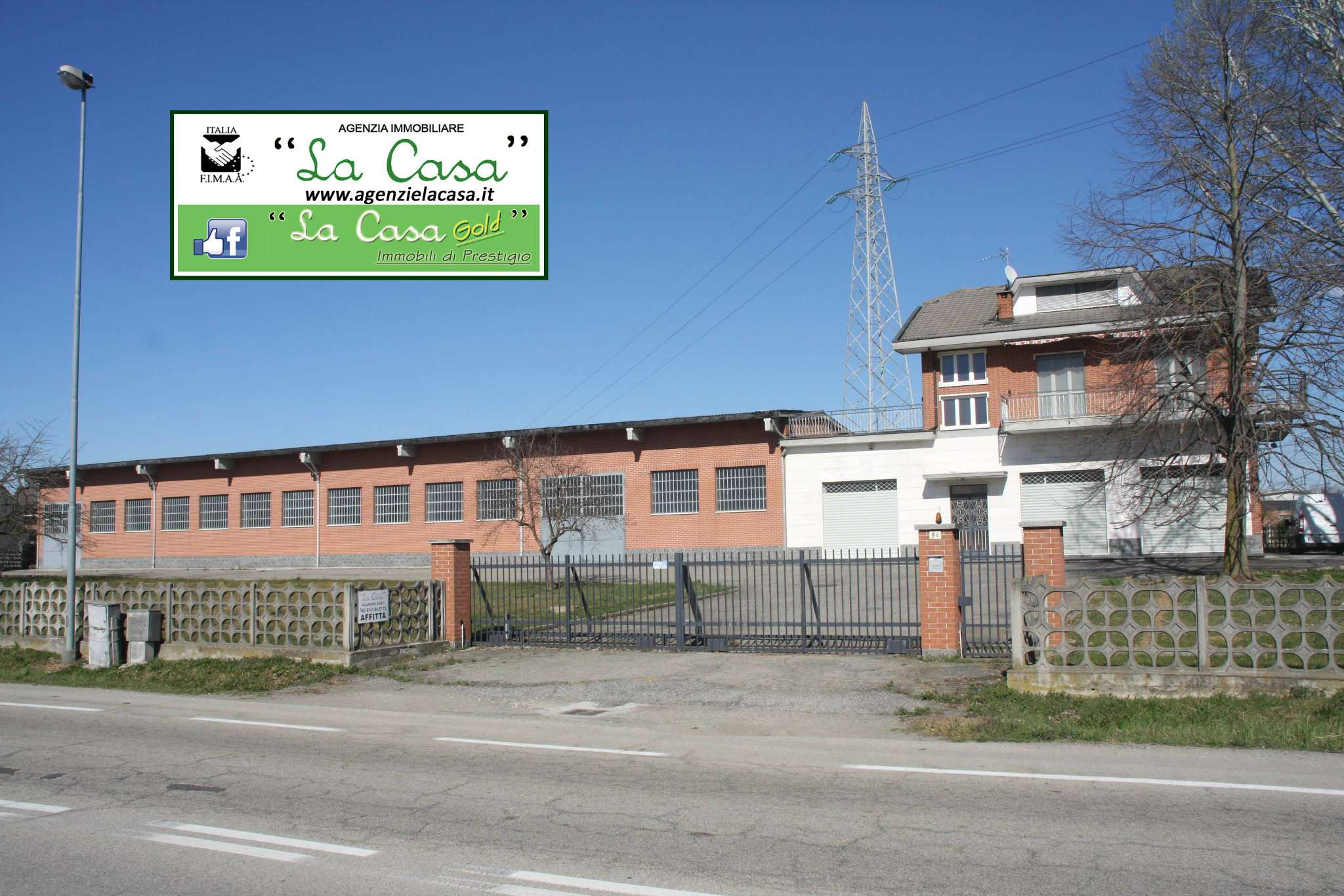 Negozio / Locale in affitto a Villanova d'Asti, 9999 locali, prezzo € 4.000 | CambioCasa.it