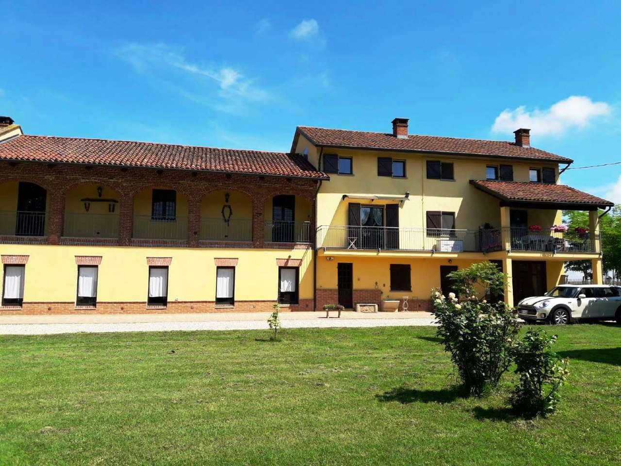Appartamento in affitto a Villanova d'Asti, 1 locali, prezzo € 380 | CambioCasa.it