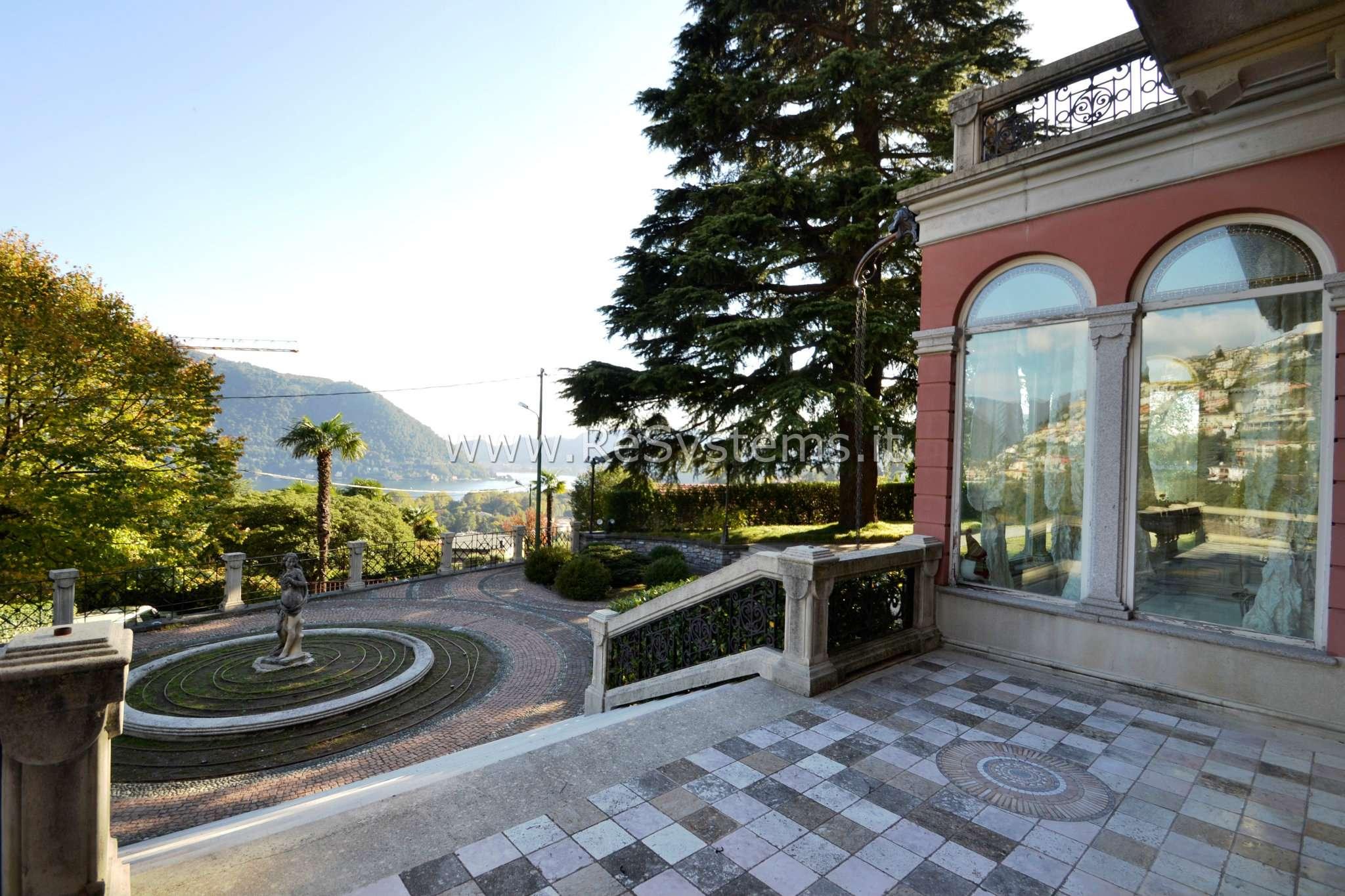 Villa in vendita a Cernobbio, 5 locali, prezzo € 9.000.000 | CambioCasa.it
