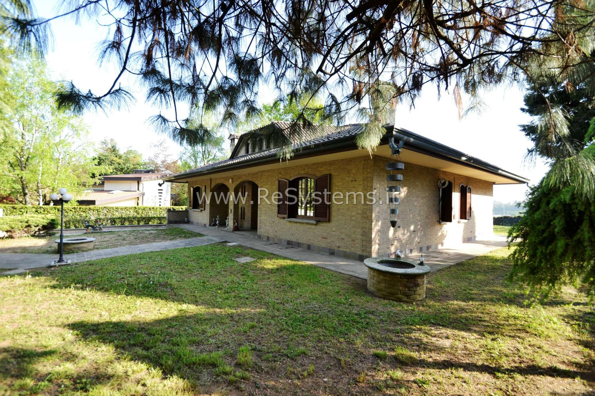 Villa in vendita a Carimate, 5 locali, prezzo € 790.000 | PortaleAgenzieImmobiliari.it