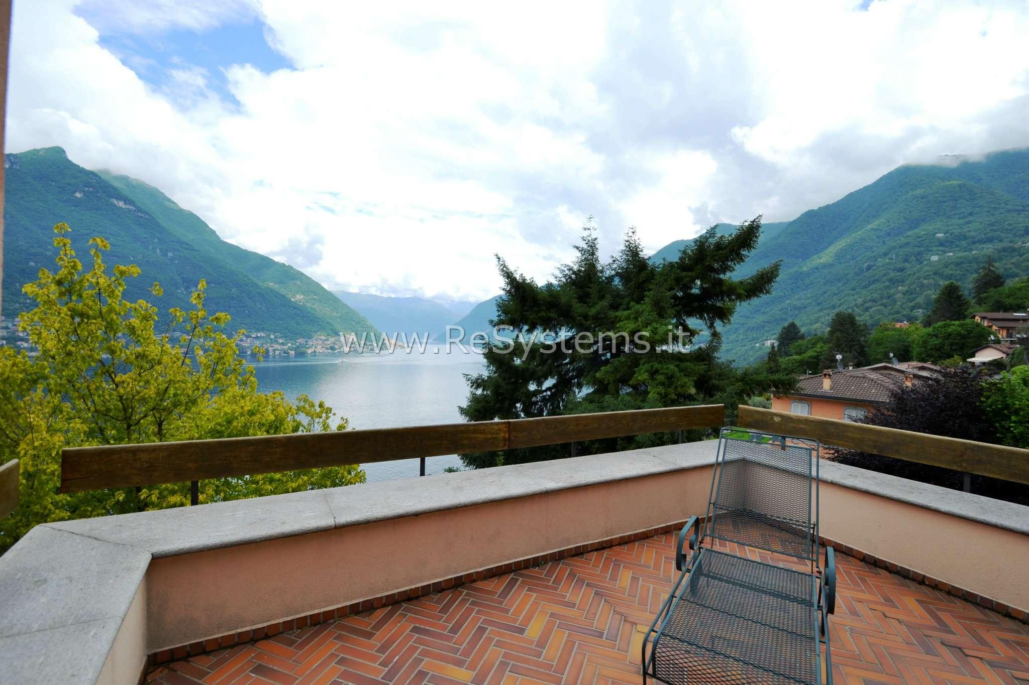 Villa in vendita a Faggeto Lario, 4 locali, prezzo € 1.180.000   CambioCasa.it