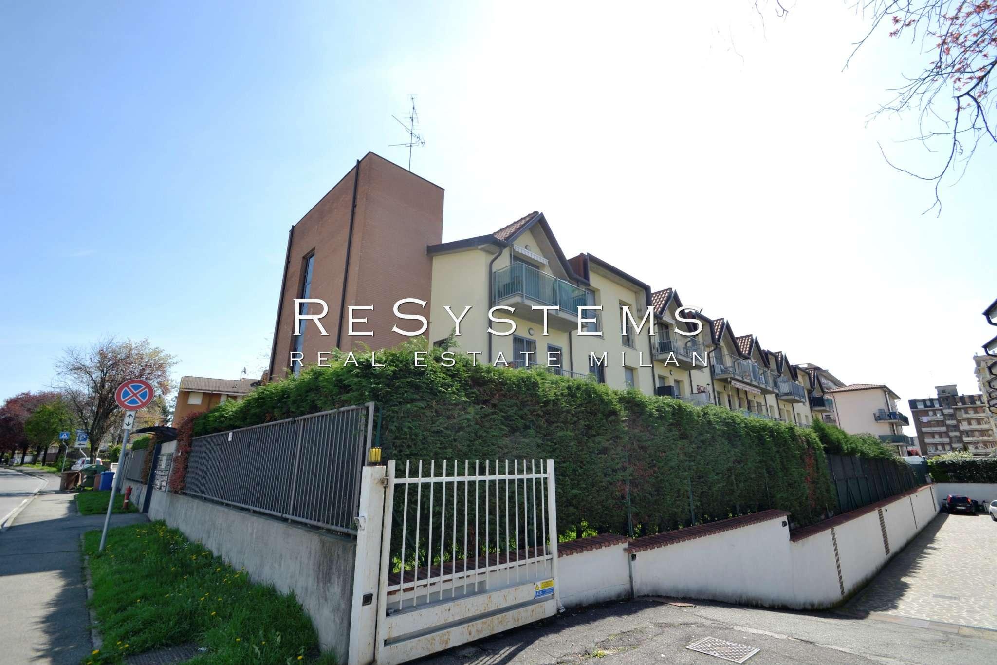 Appartamento in vendita a Garbagnate Milanese, 3 locali, prezzo € 159.000 | CambioCasa.it