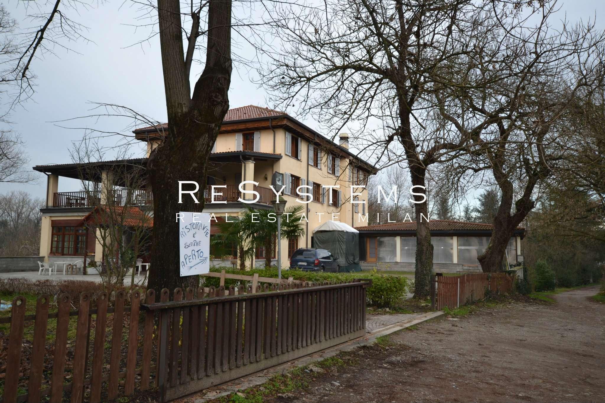 Negozio / Locale in vendita a Lonate Pozzolo, 10 locali, Trattative riservate   PortaleAgenzieImmobiliari.it
