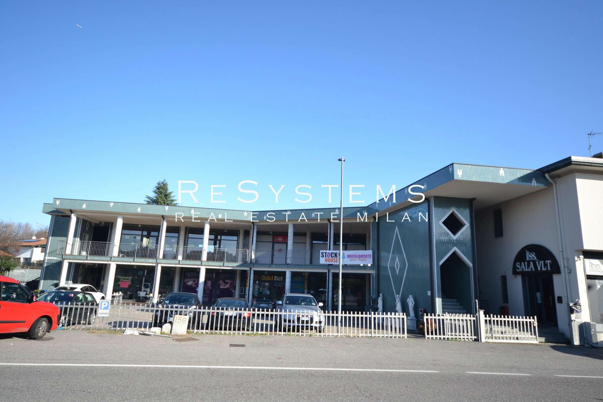 Immobile Commerciale in affitto a Fino Mornasco, 1 locali, prezzo € 120 | CambioCasa.it