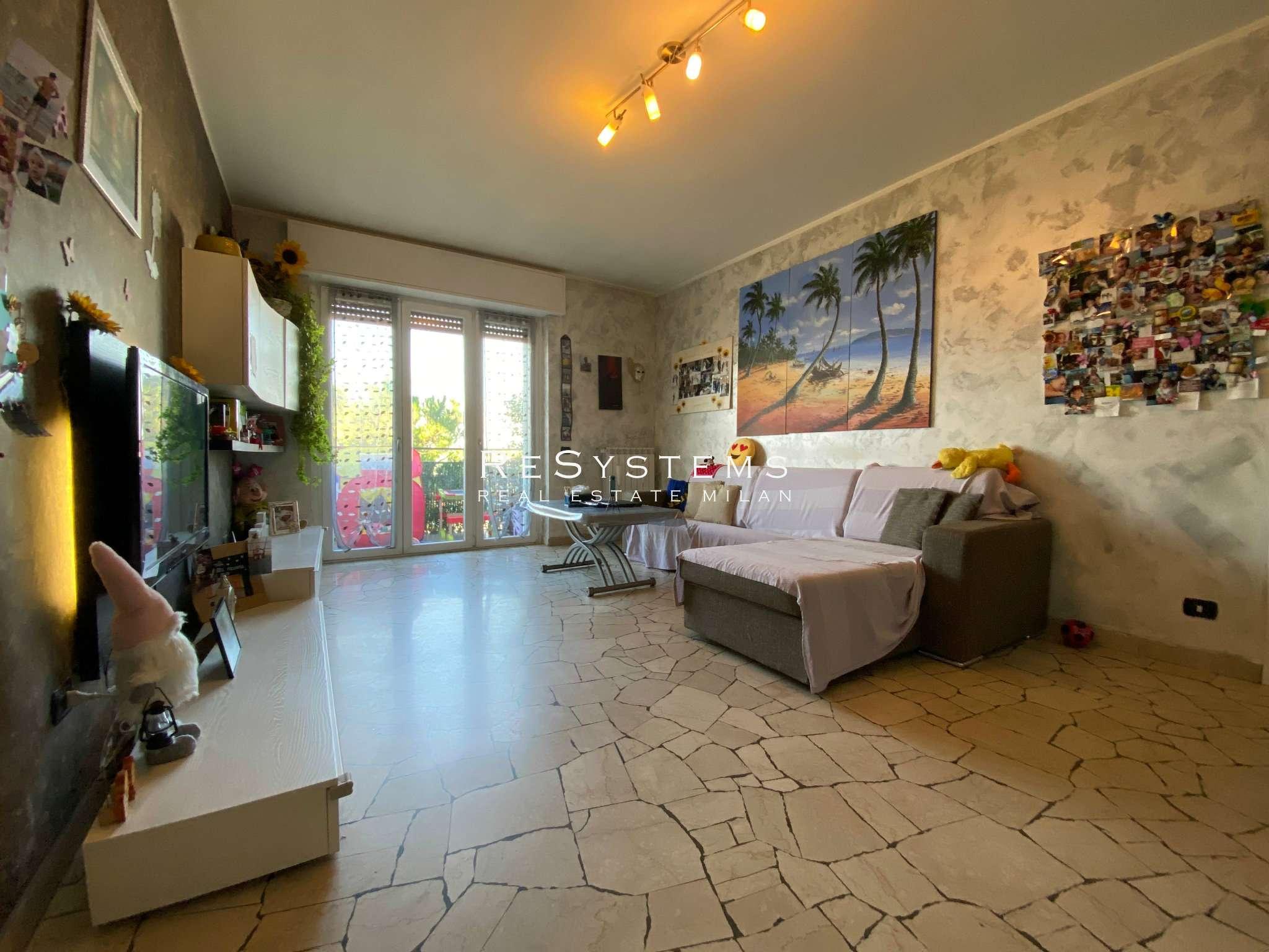 Appartamento in vendita a Garbagnate Milanese, 2 locali, prezzo € 138.000 | CambioCasa.it