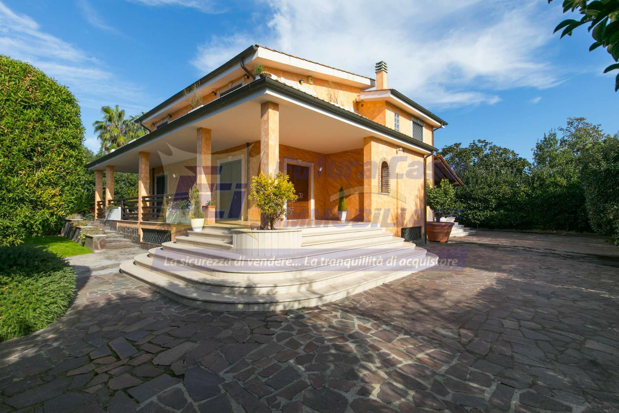 Villa in vendita a Roma, 10 locali, zona Zona: 38 . Acilia, Vitinia, Infernetto, Axa, Casal Palocco, Madonnetta, prezzo € 595.000 | CambioCasa.it
