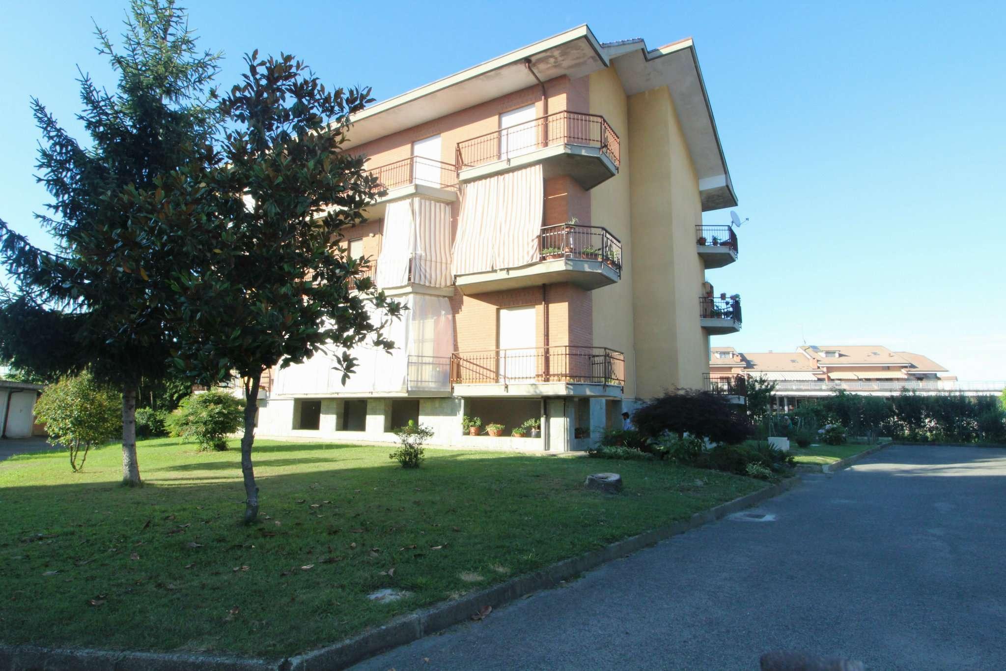 Appartamento in vendita a Piobesi Torinese, 3 locali, prezzo € 95.000 | CambioCasa.it