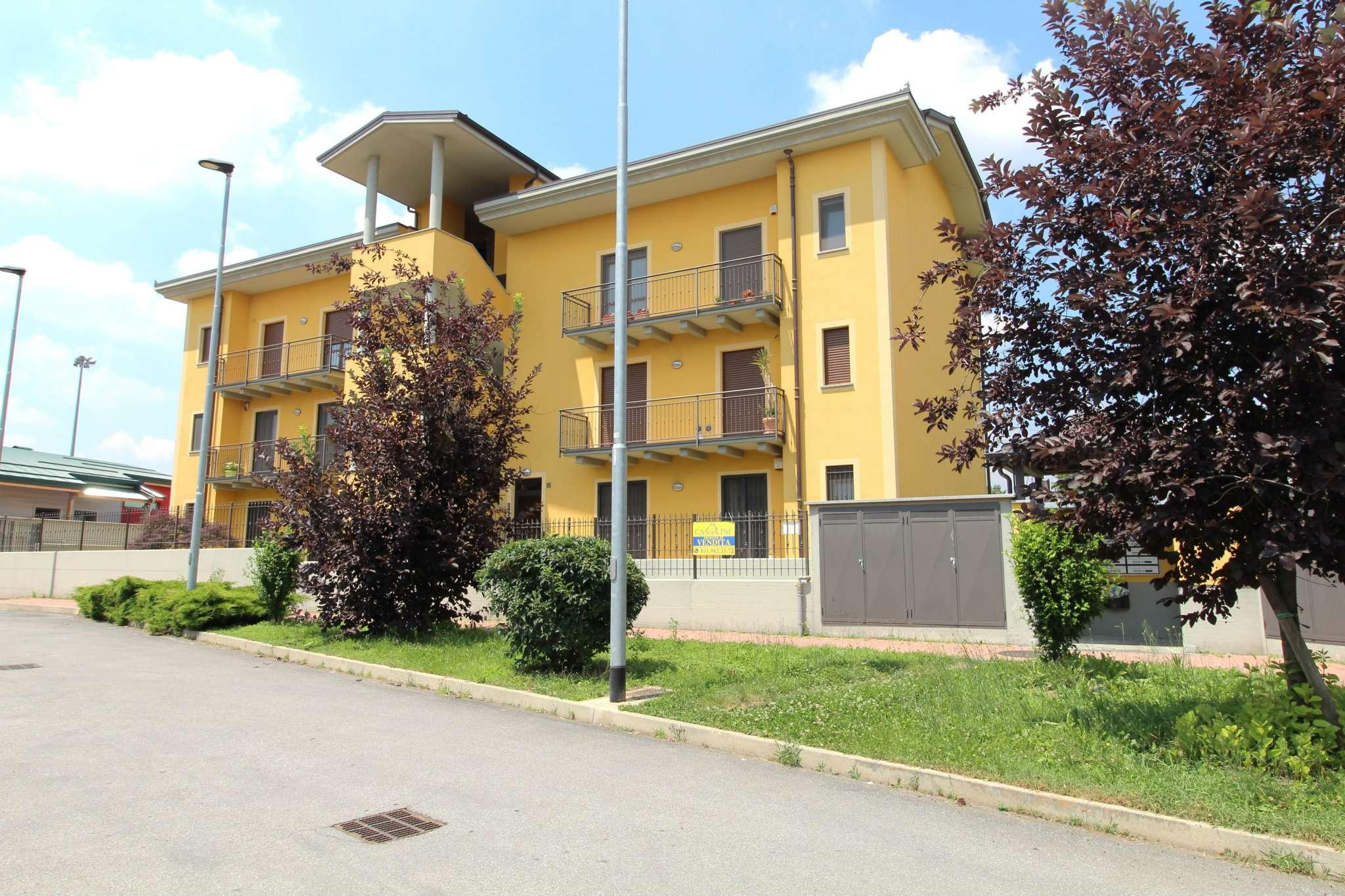 Appartamento in vendita a Candiolo, 2 locali, prezzo € 75.000 | CambioCasa.it