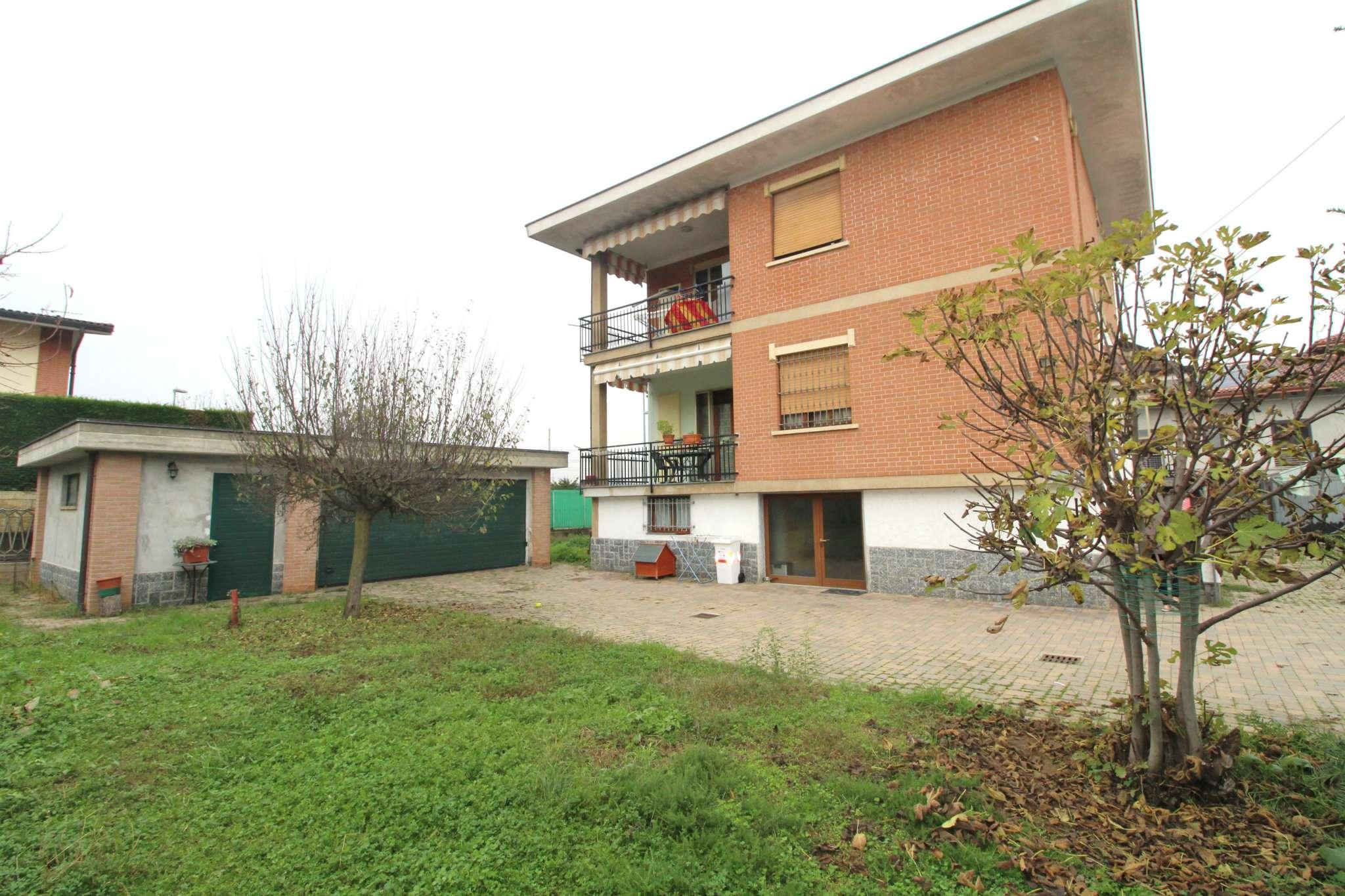 Villa Bifamiliare in vendita a Candiolo, 8 locali, prezzo € 349.000 | PortaleAgenzieImmobiliari.it