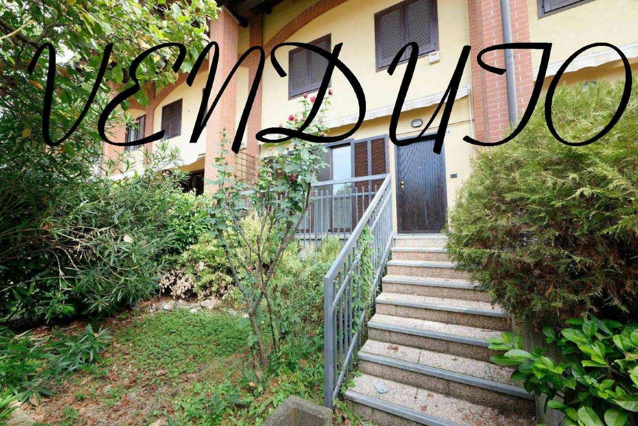 Villa a Schiera in vendita a Candiolo, 7 locali, prezzo € 262.000 | PortaleAgenzieImmobiliari.it