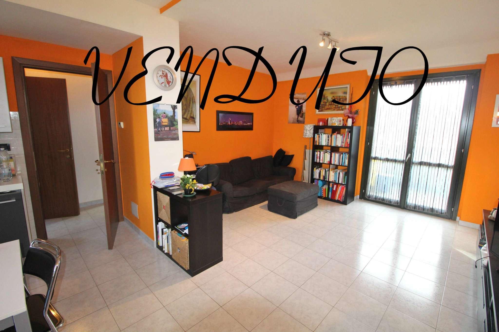 Attico / Mansarda in vendita a Volvera, 3 locali, prezzo € 116.000 | CambioCasa.it