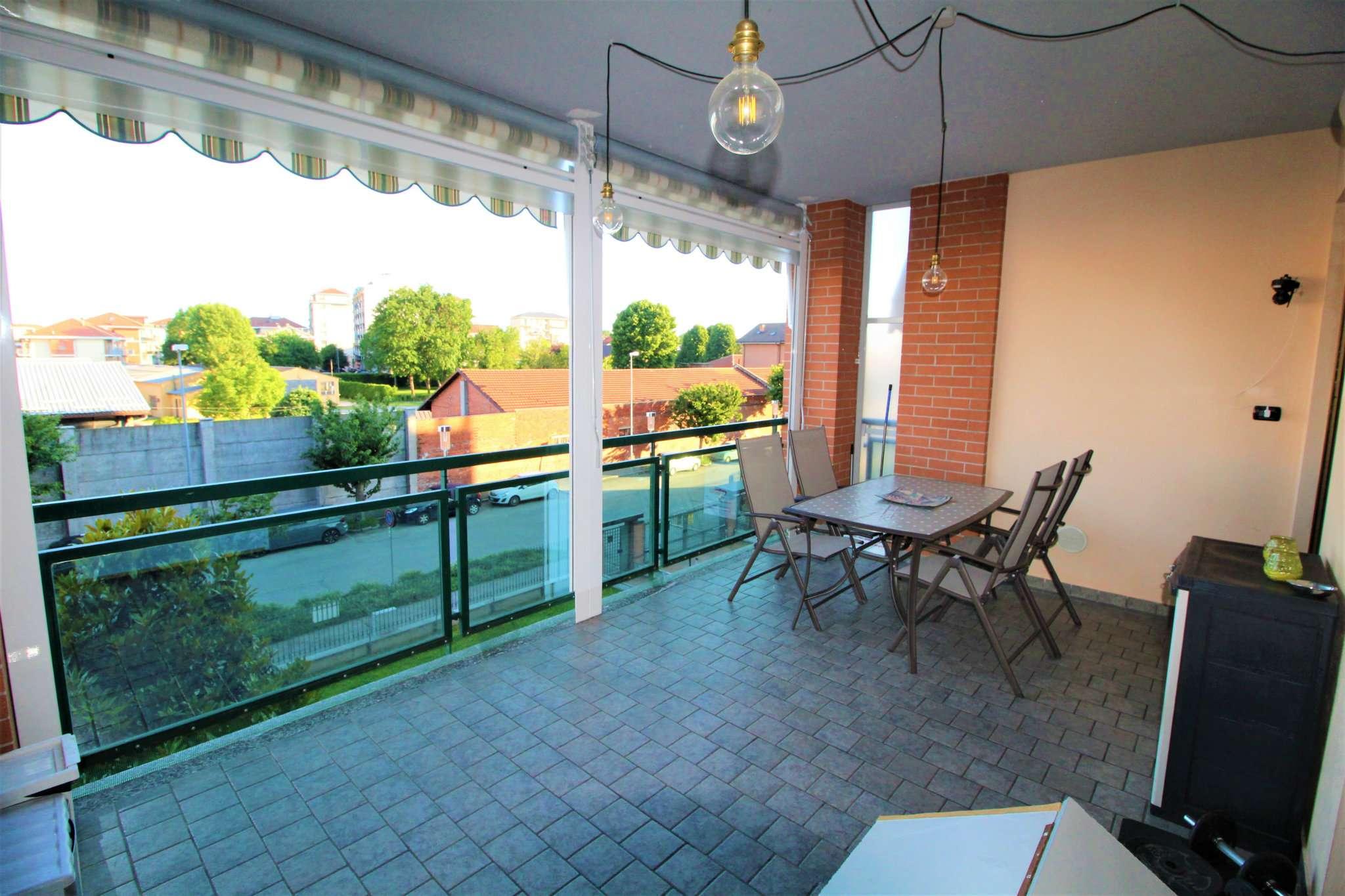 Appartamento in vendita a La Loggia, 3 locali, prezzo € 137.000 | CambioCasa.it