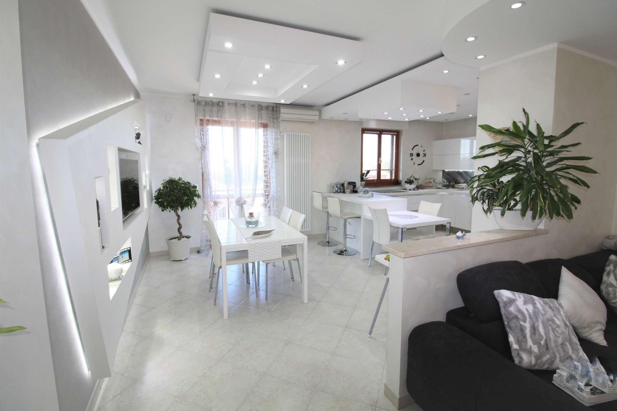 Appartamento in vendita a Candiolo, 5 locali, prezzo € 229.000 | CambioCasa.it