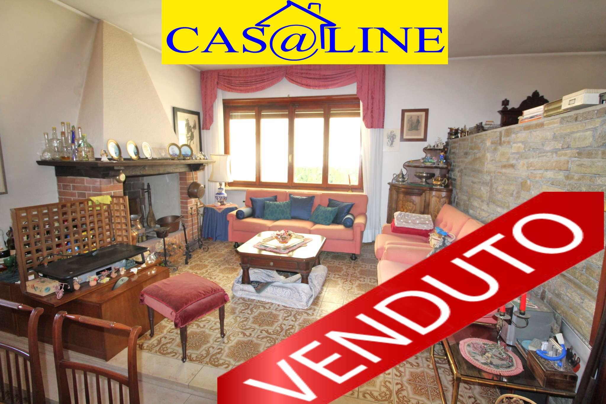 Villa Bifamiliare in Vendita a Candiolo