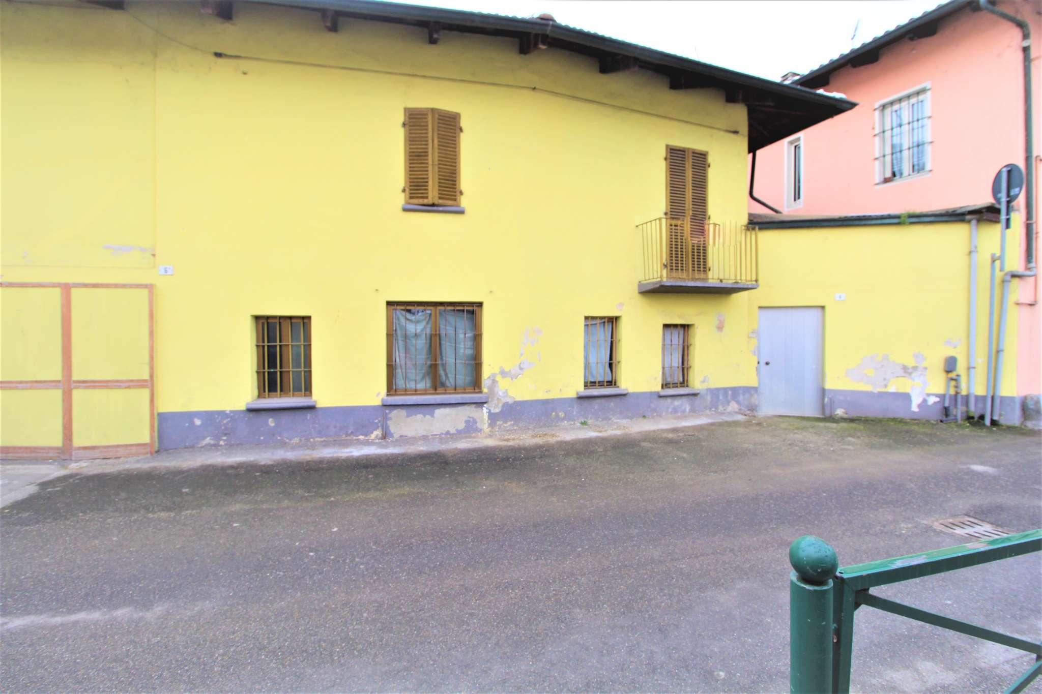 Rustico / Casale in vendita a La Loggia, 6 locali, prezzo € 89.000   PortaleAgenzieImmobiliari.it